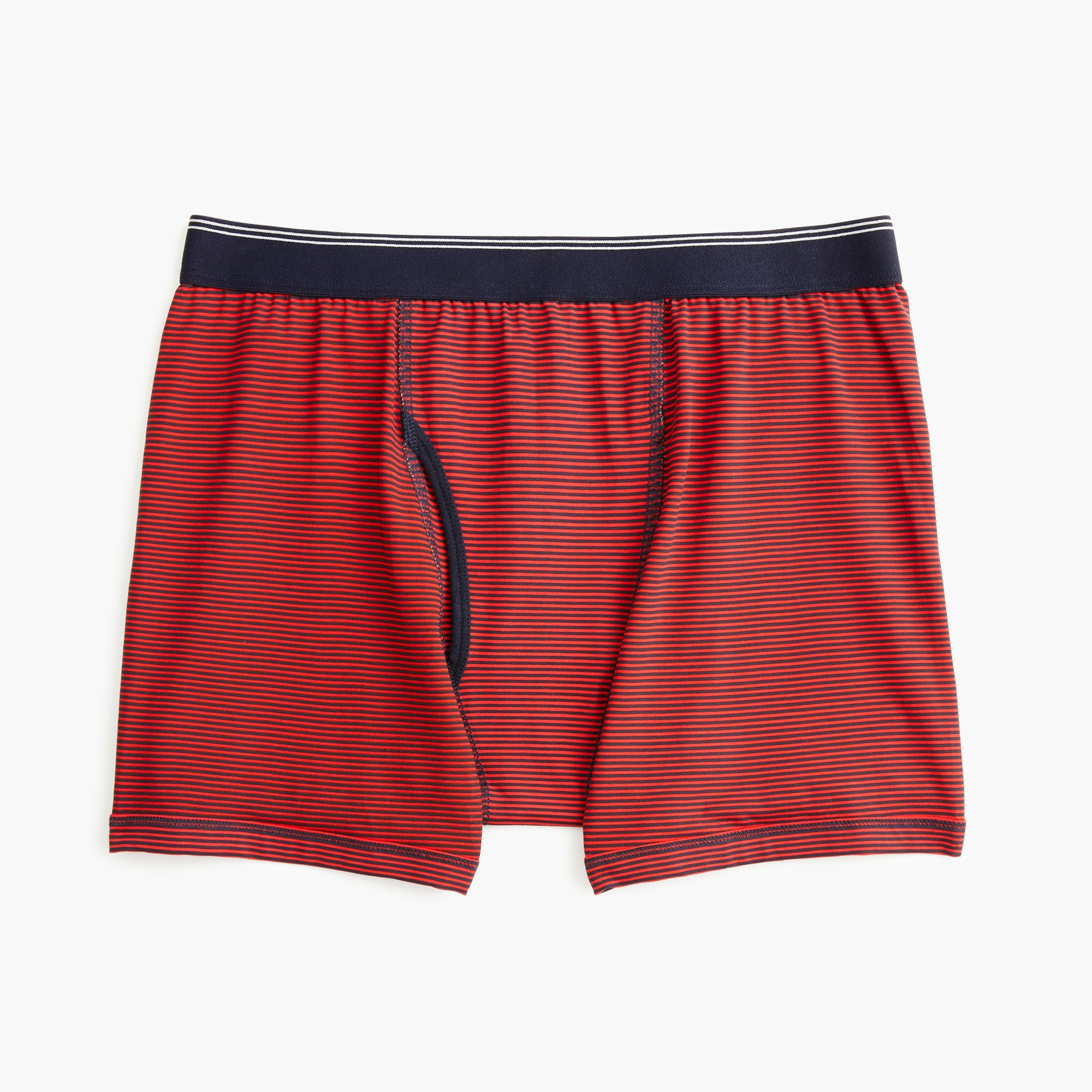 mens Stretch striped boxer briefs