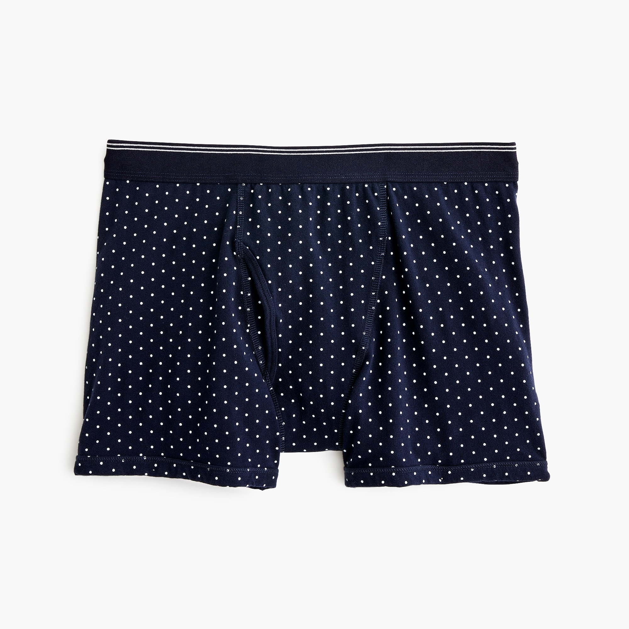 Image 1 for Stretch dotted boxer briefs