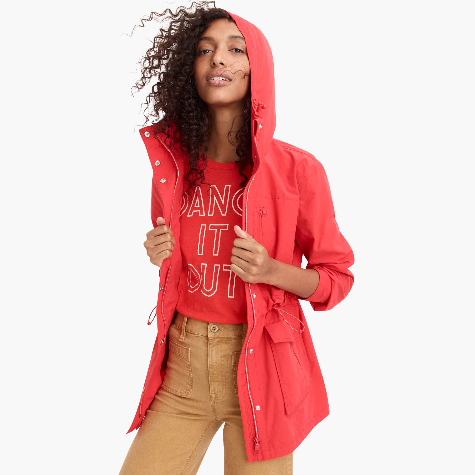 womens Perfect rain jacket