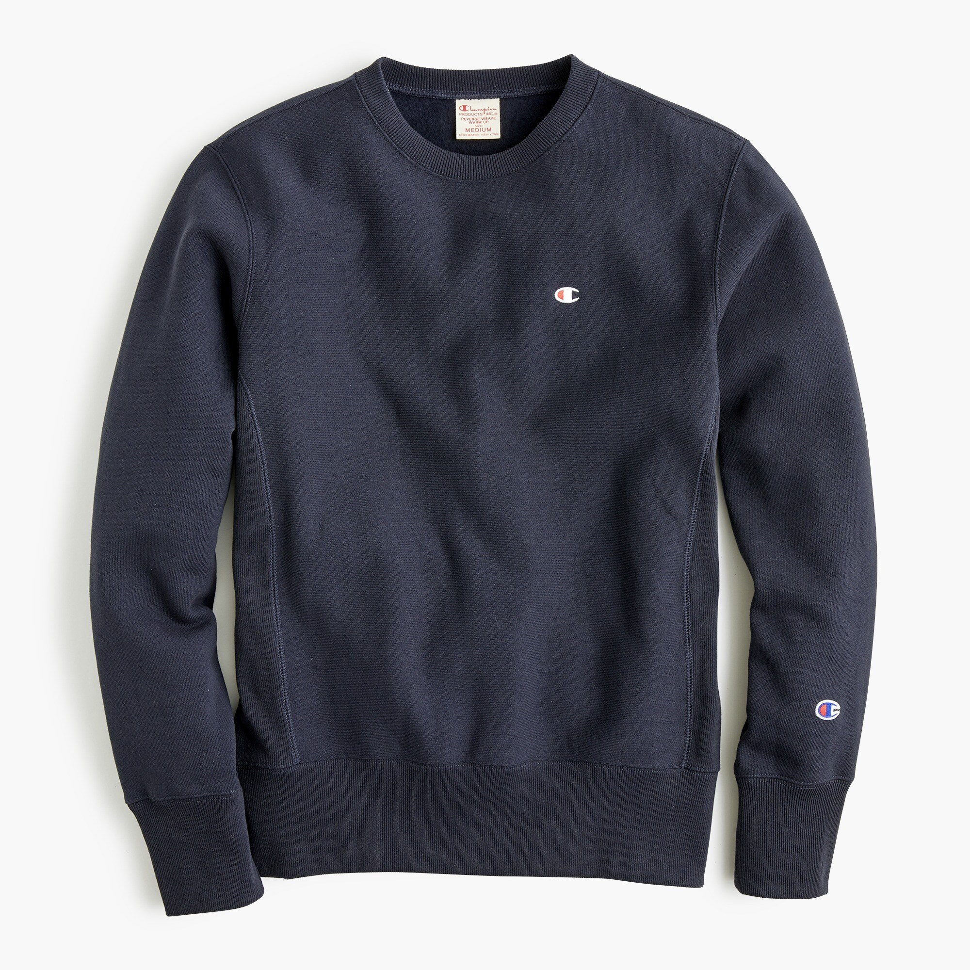Champion® crewneck sweatshirt men j.crew in good company c