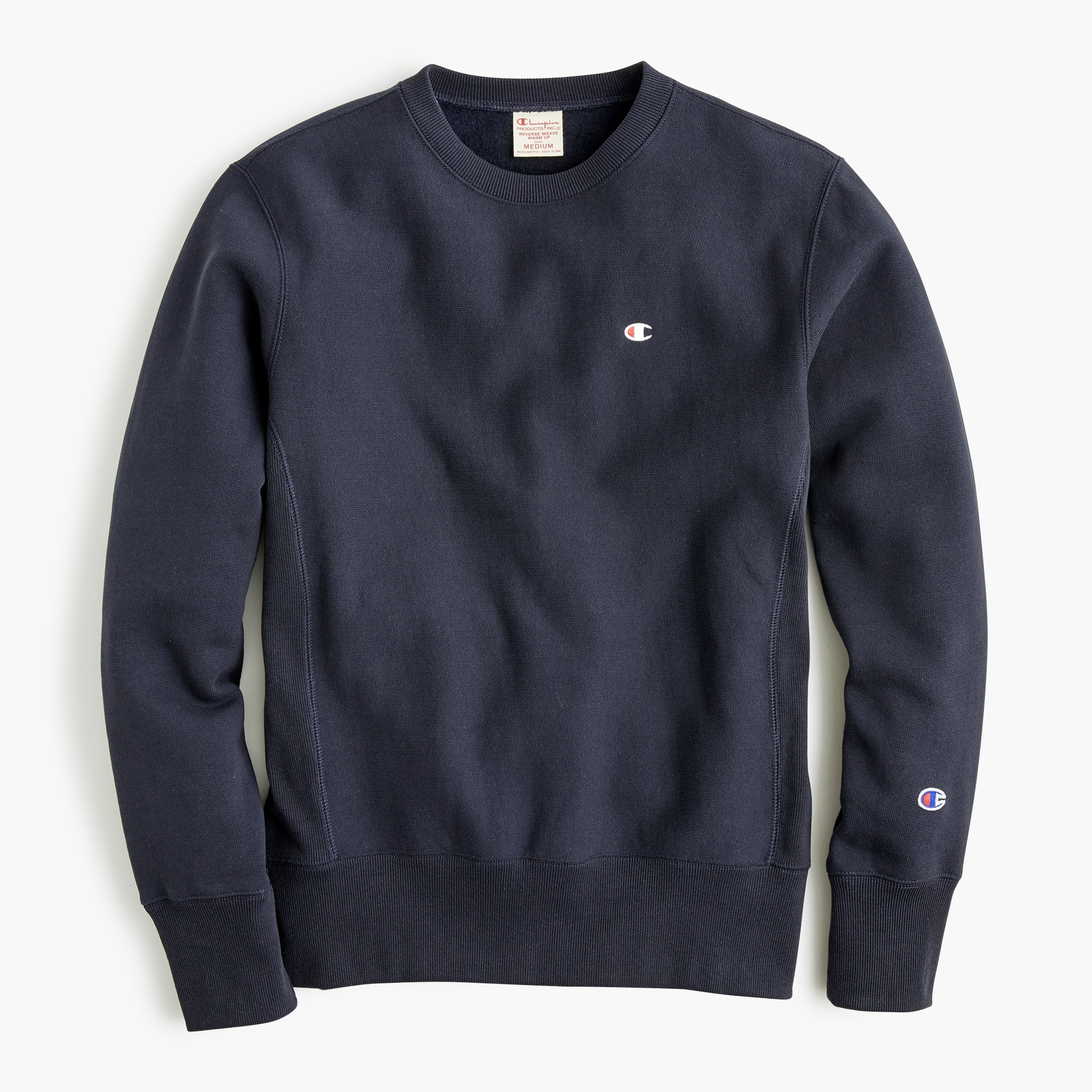 mens Champion® crewneck sweatshirt