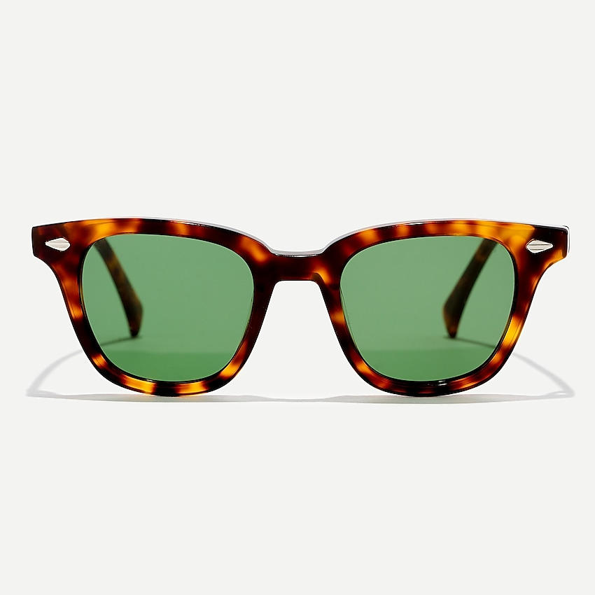 j.crew: cape sunglasses for men, right side, view zoomed