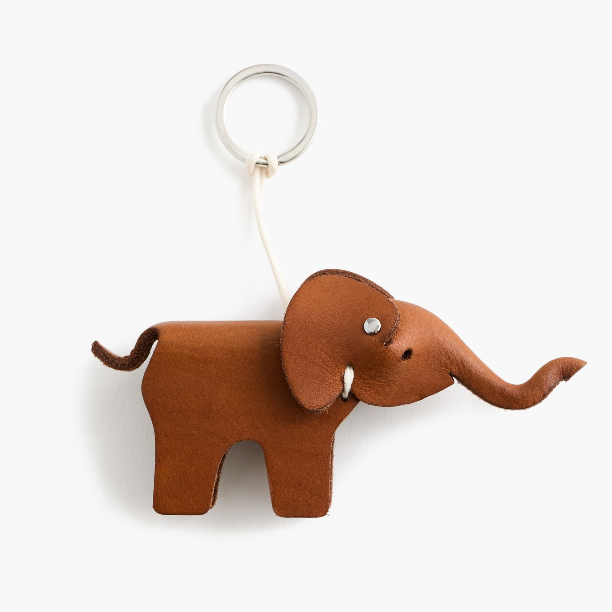 Elephant keychain men accessories c