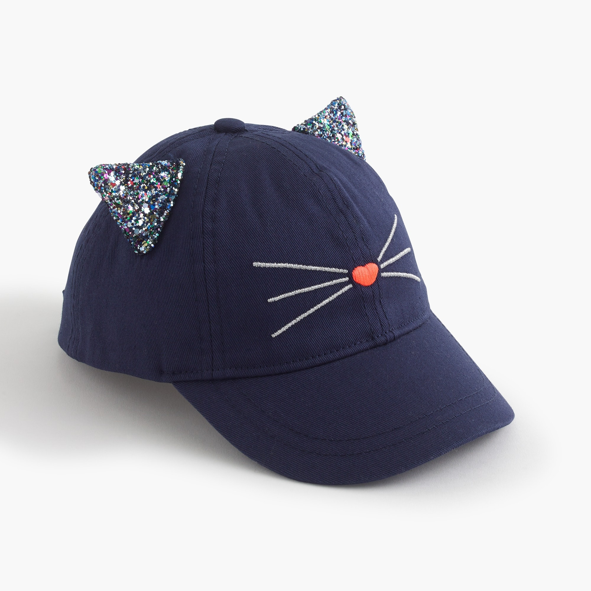 Girls' glitter cat hat girl jewelry & accessories c