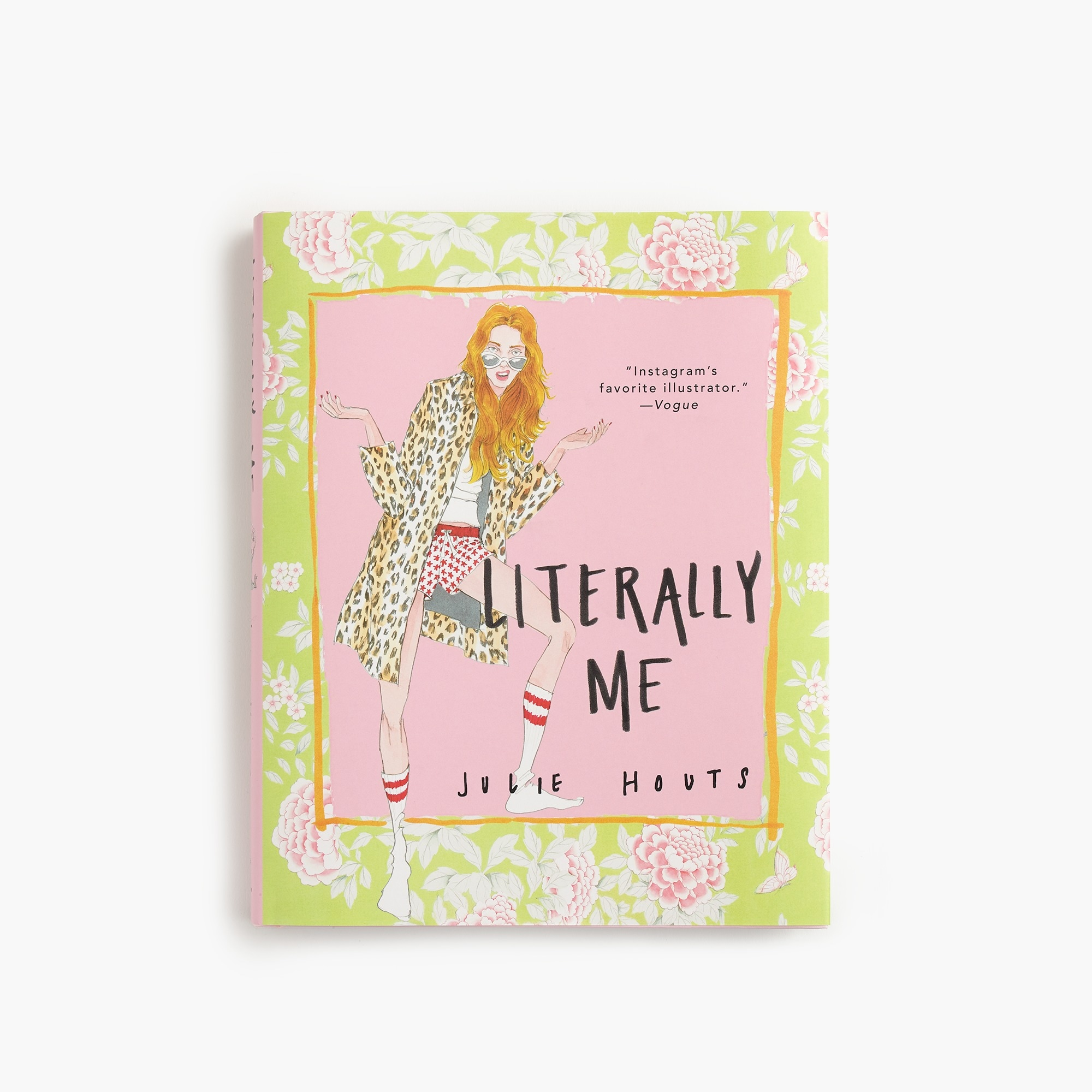 literally me book : women home & gift