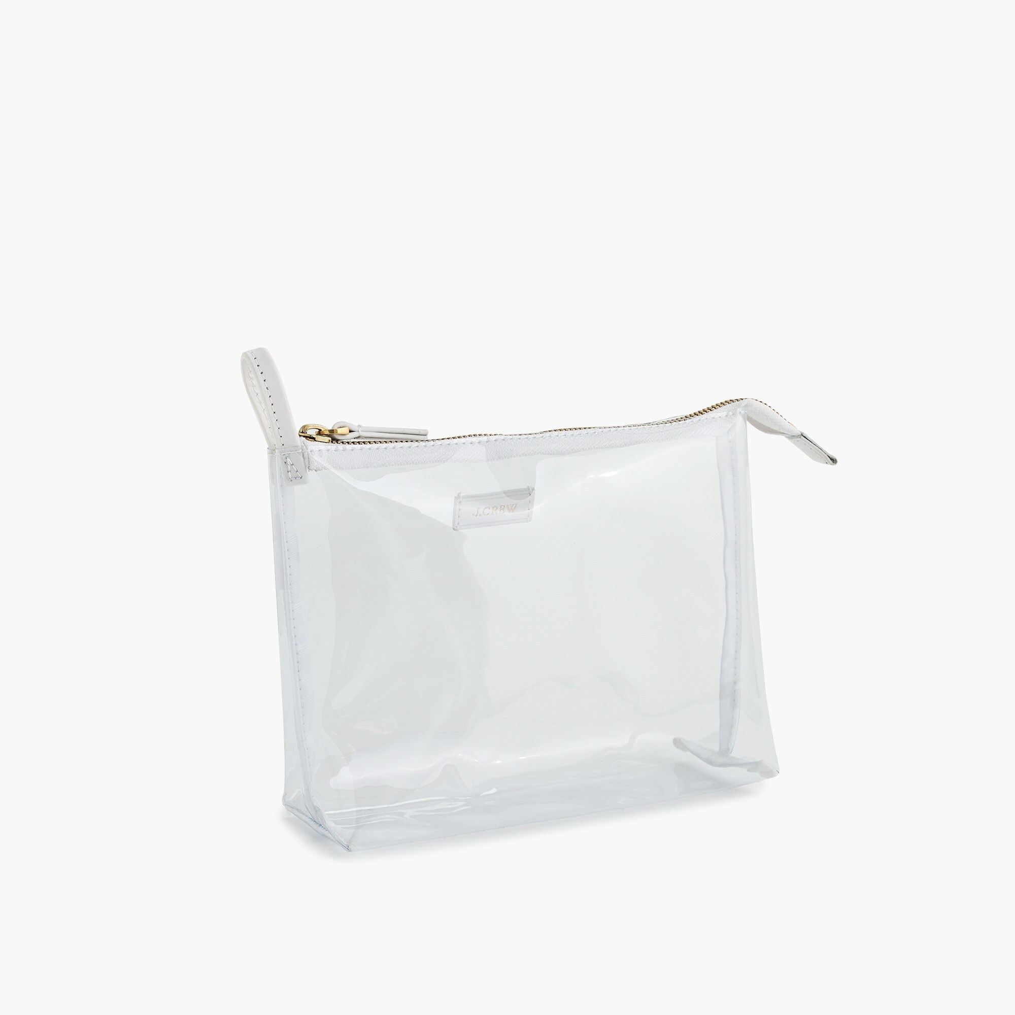women's clear makeup pouch - women's bags