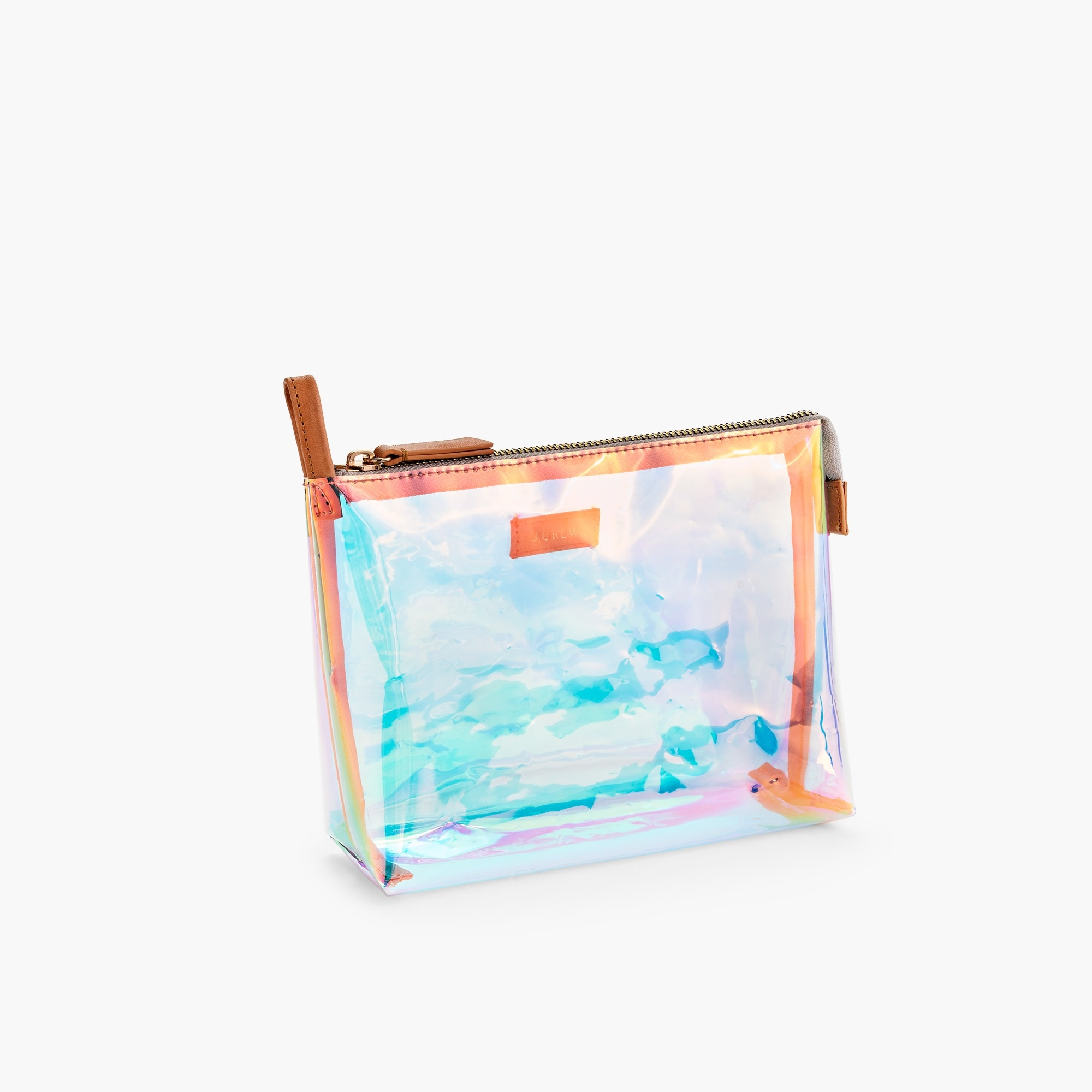 womens Clear makeup pouch