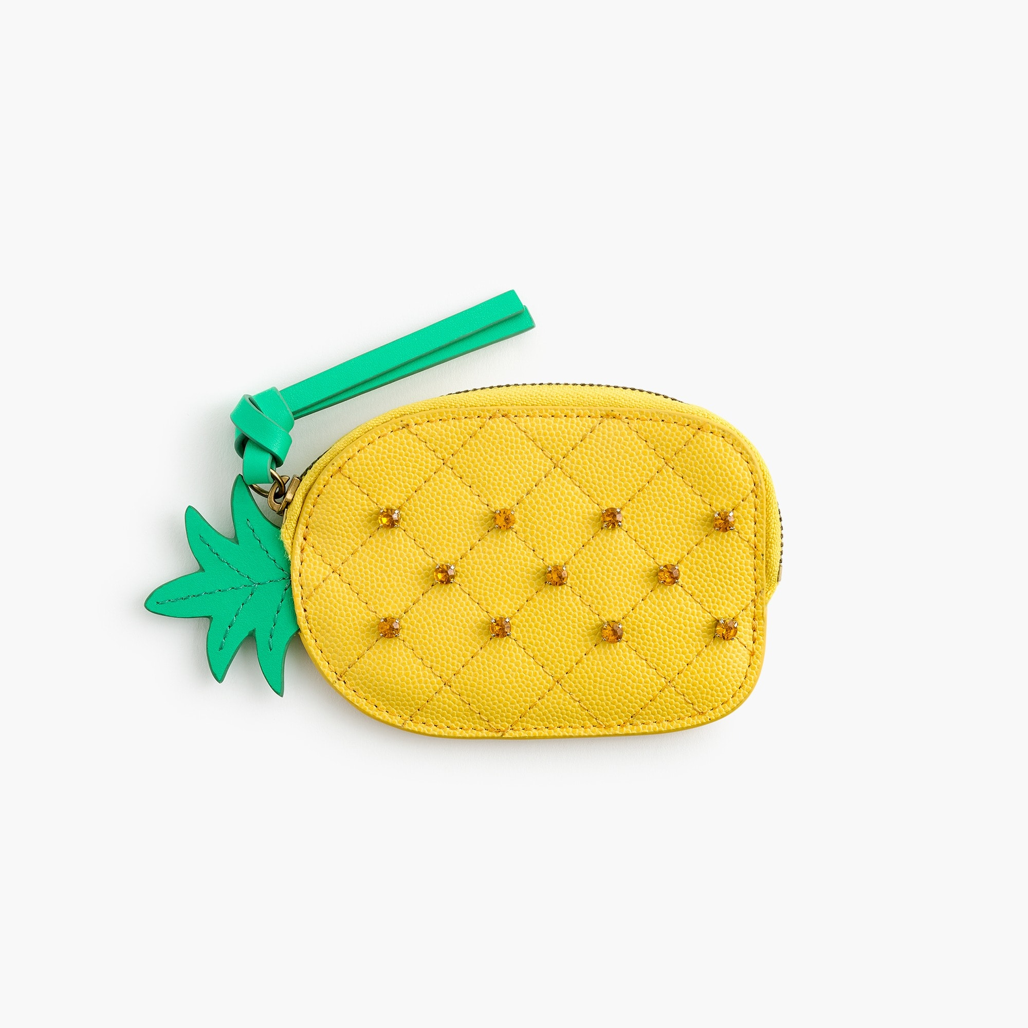 women's pineapple coin purse - women's bags