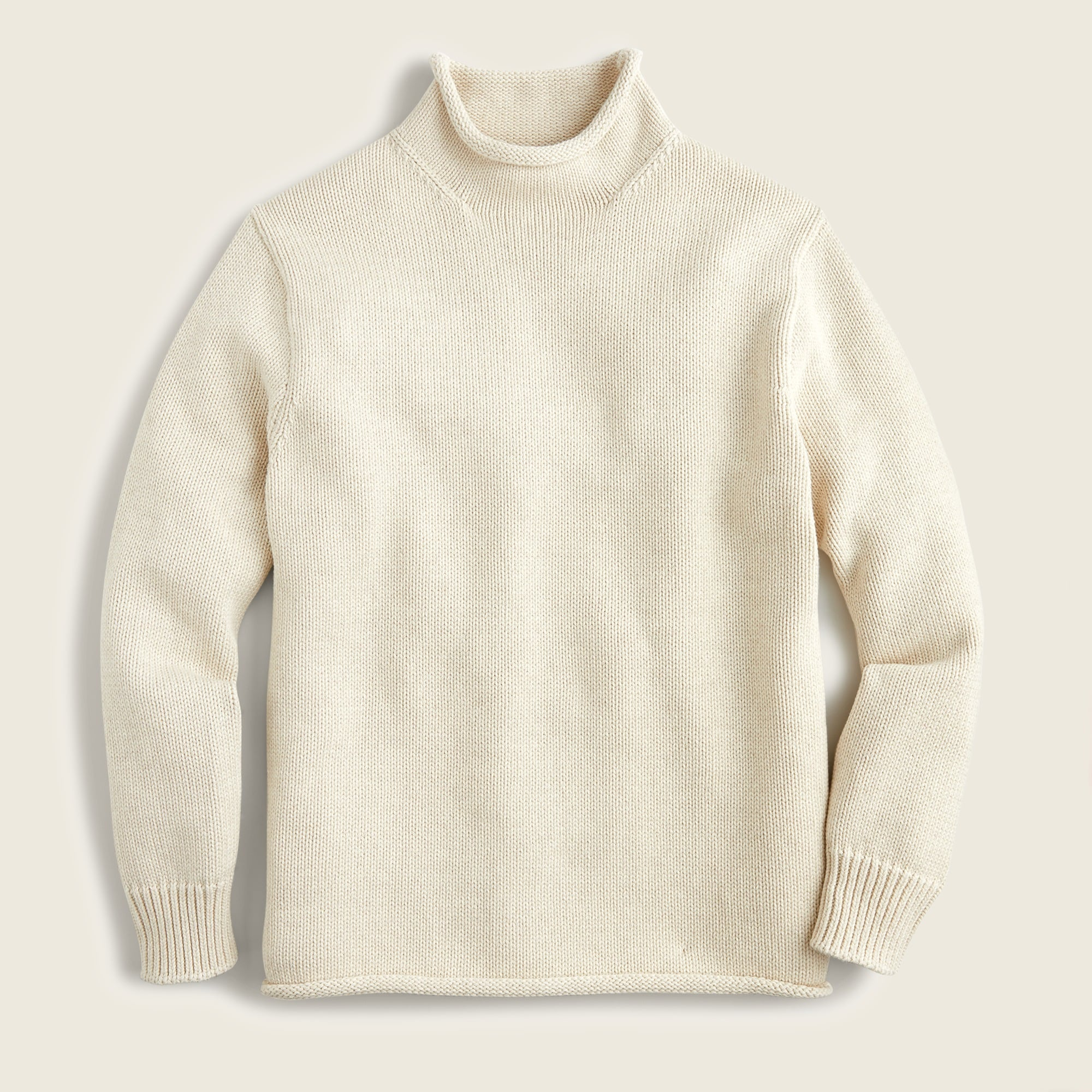 mens Unisex 1988 cotton rollneck™ sweater
