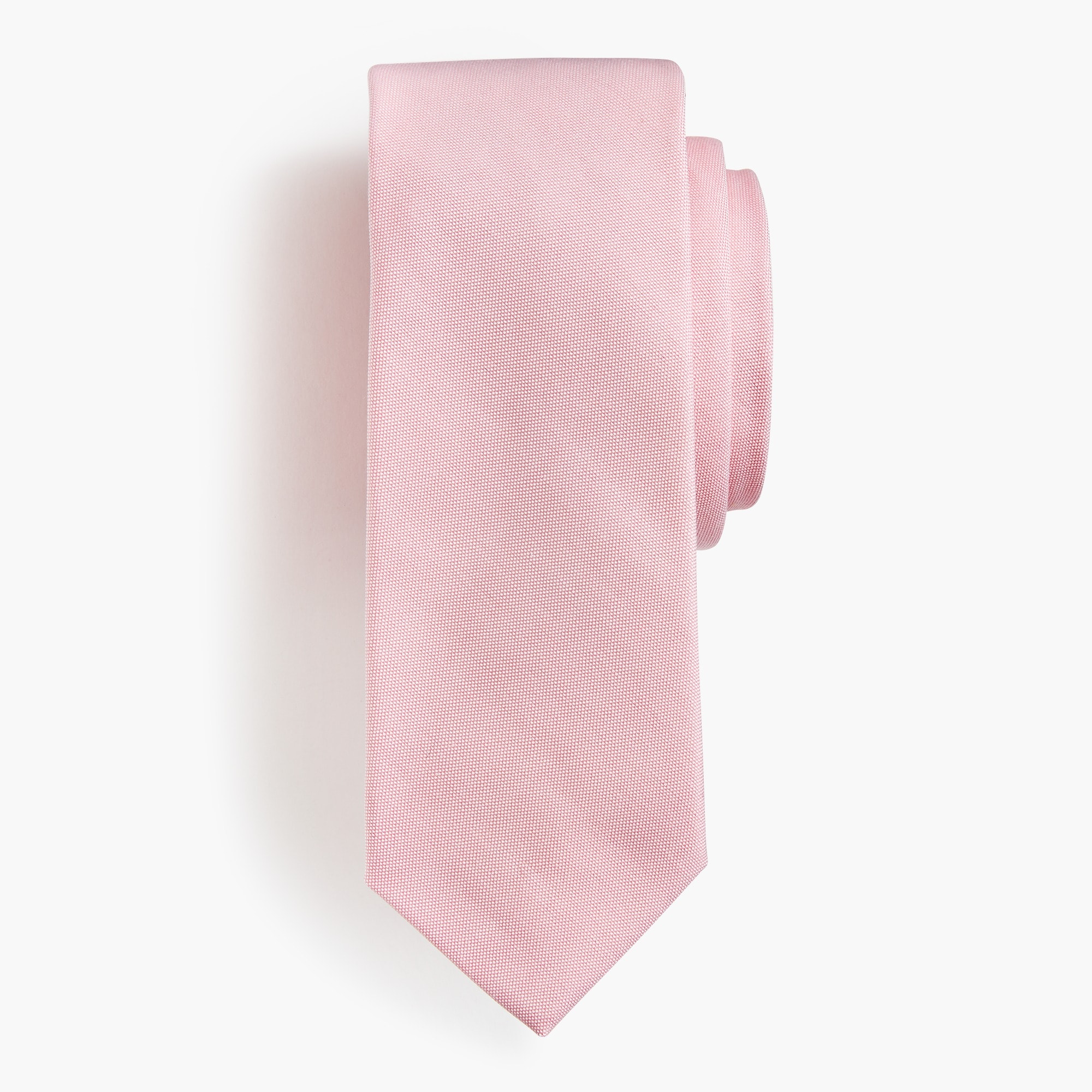 American Pima cotton oxford tie