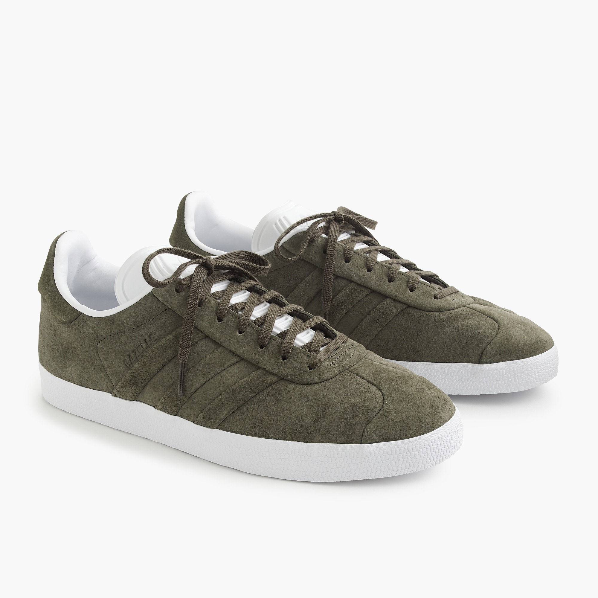 mens Adidas® Gazelle® sneakers in suede