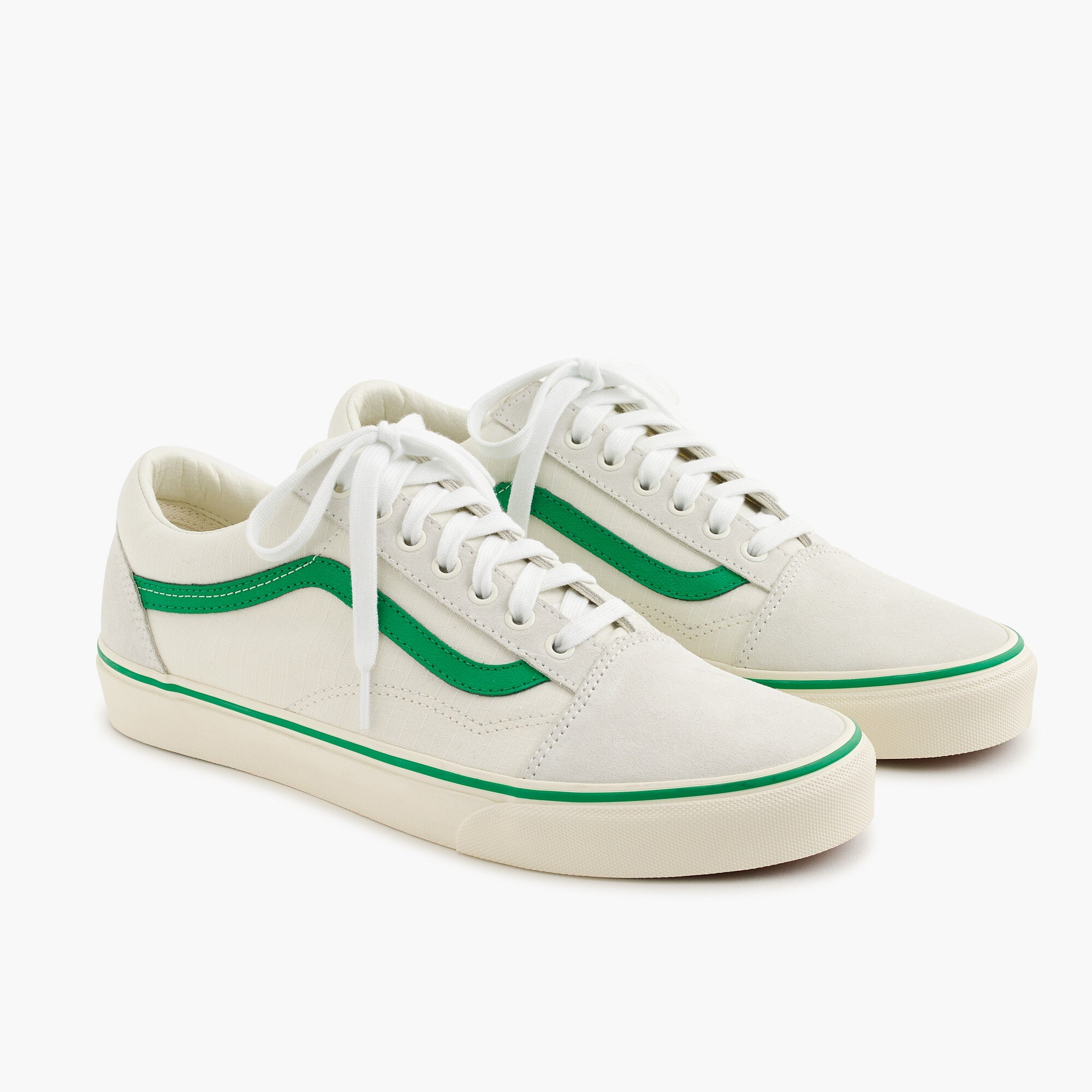 Vans® for J.Crew Old Skool sneakers in ripstop cotton men j.crew in good company c