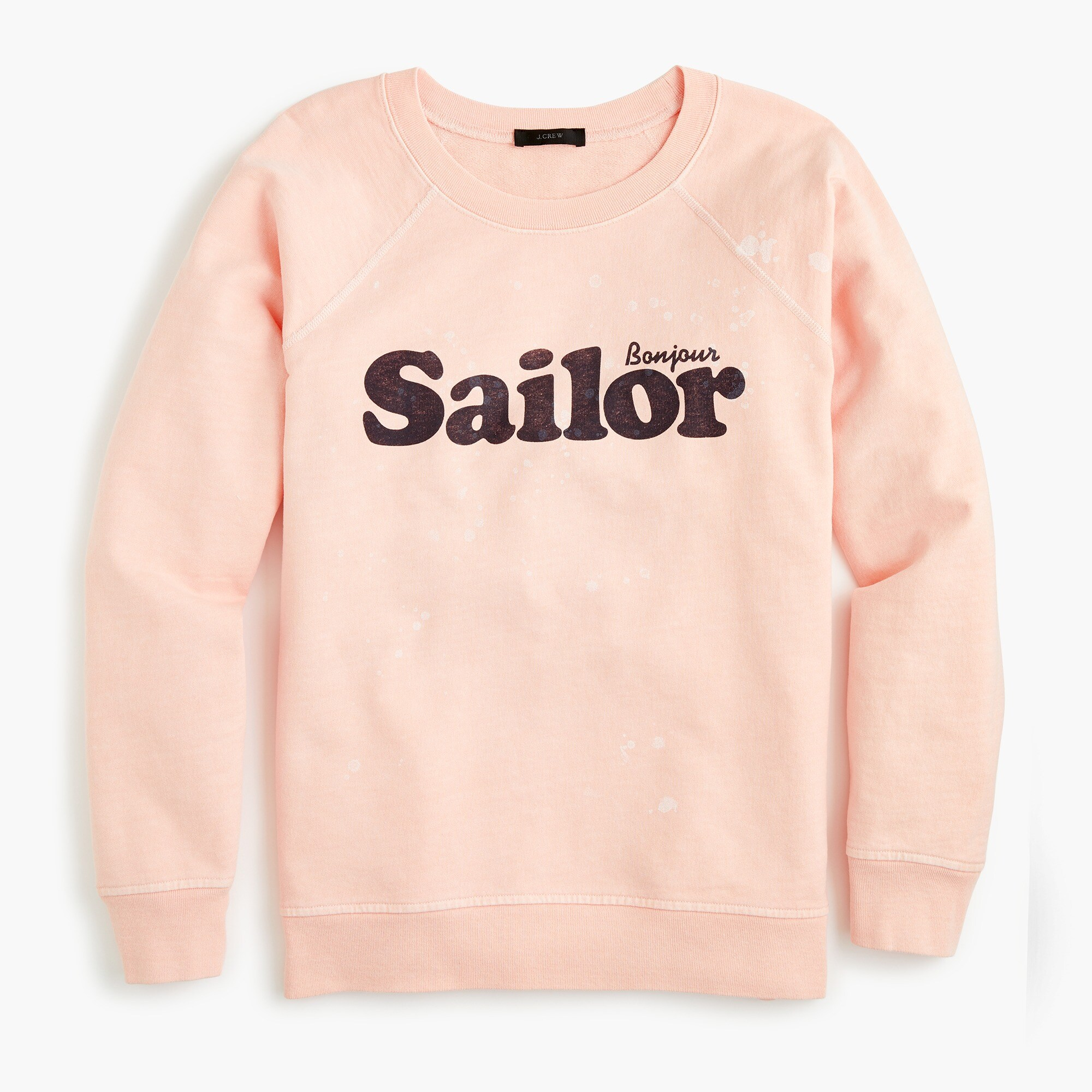 women's sailor sweatshirt - women's knits