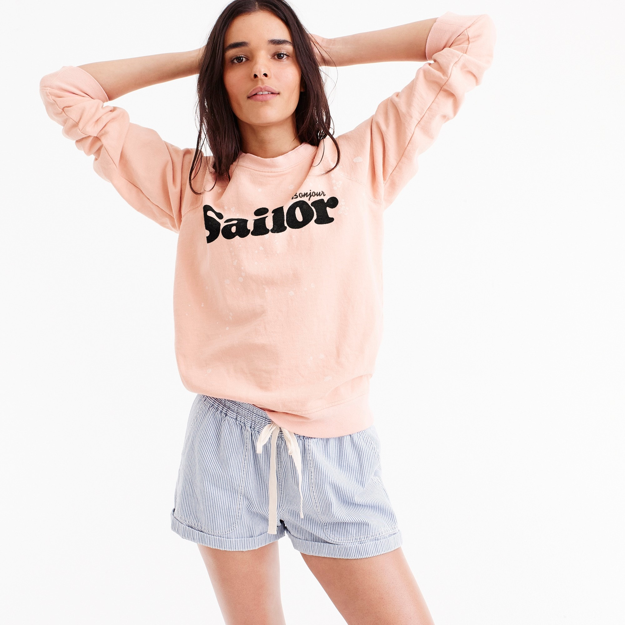"Image 2 for ""Sailor"" sweatshirt"