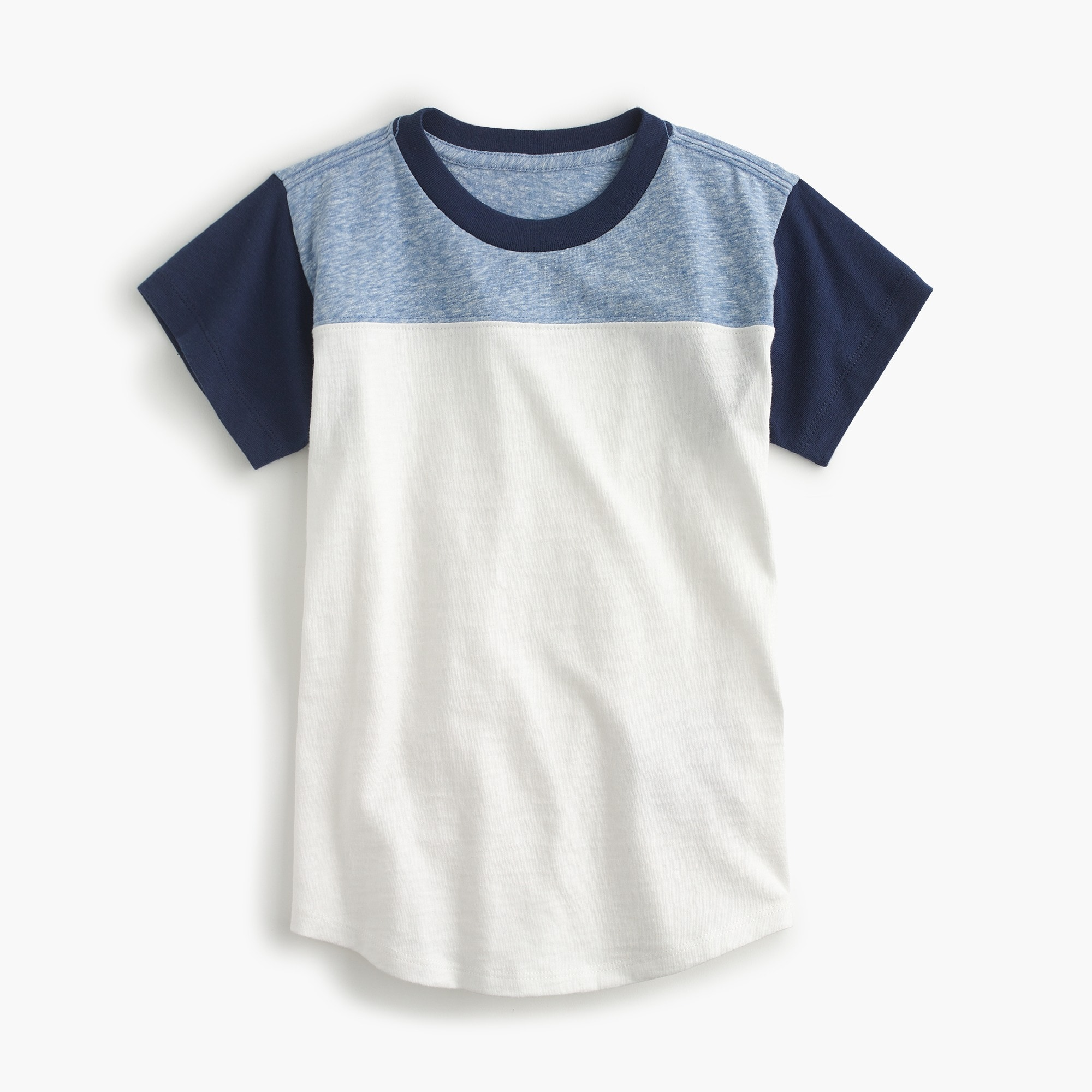 Boys' football T-shirt boy new arrivals c
