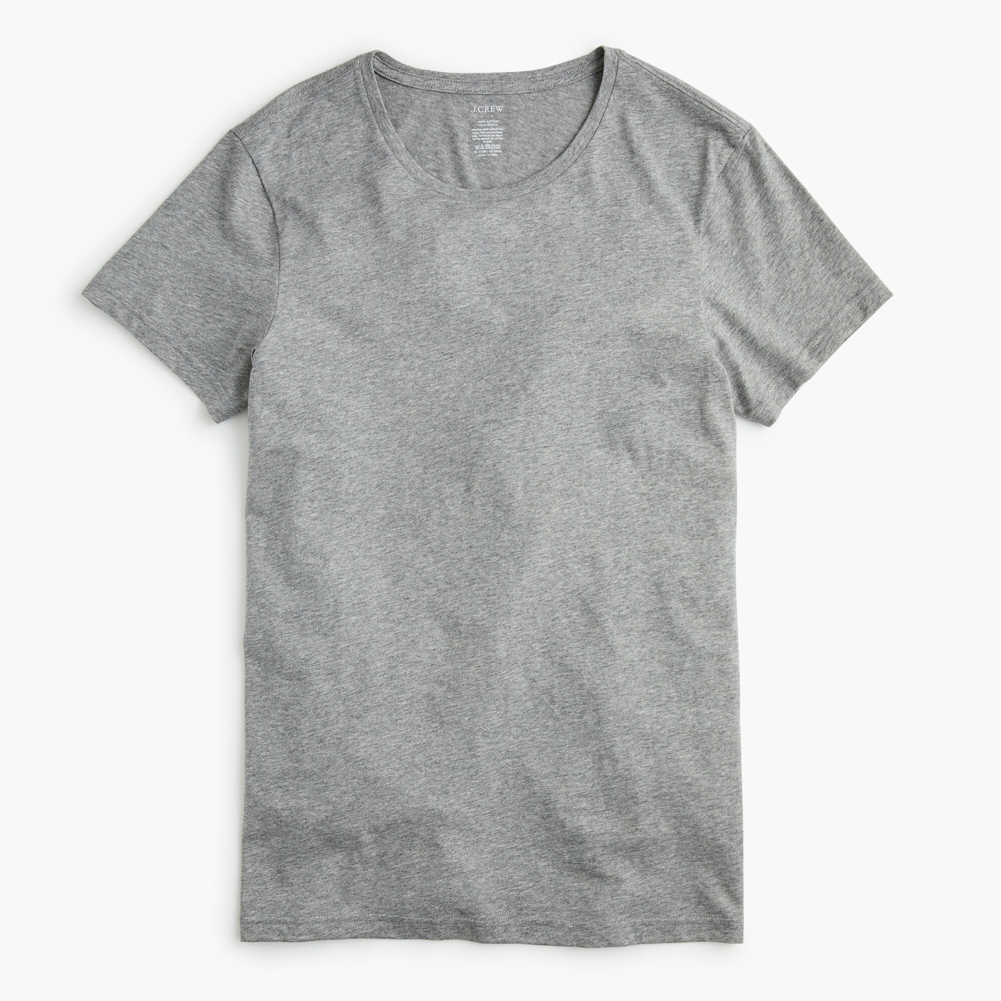 Heather grey crewneck undershirt