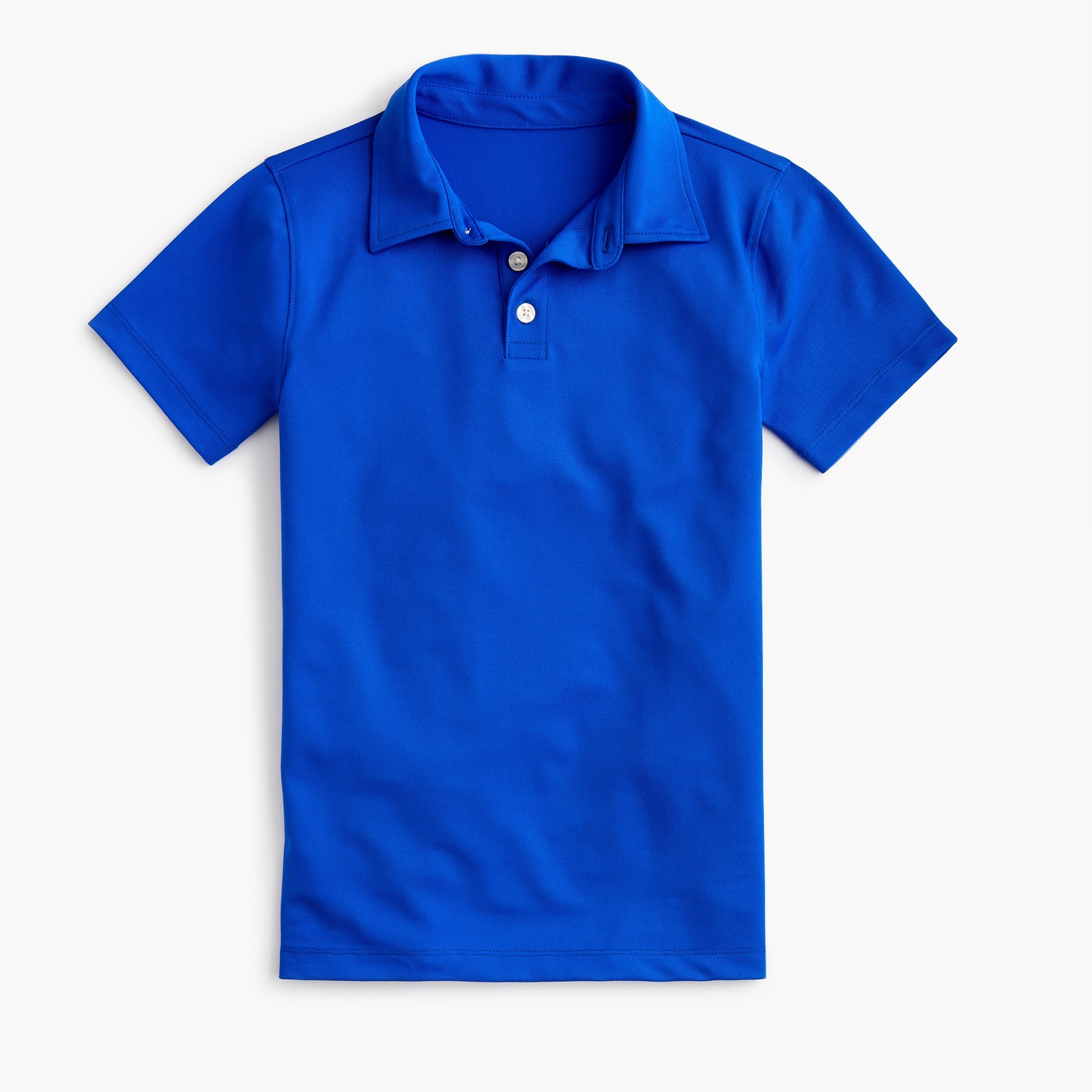 Boys' short-sleeve tech polo shirt boy t-shirts & polos c