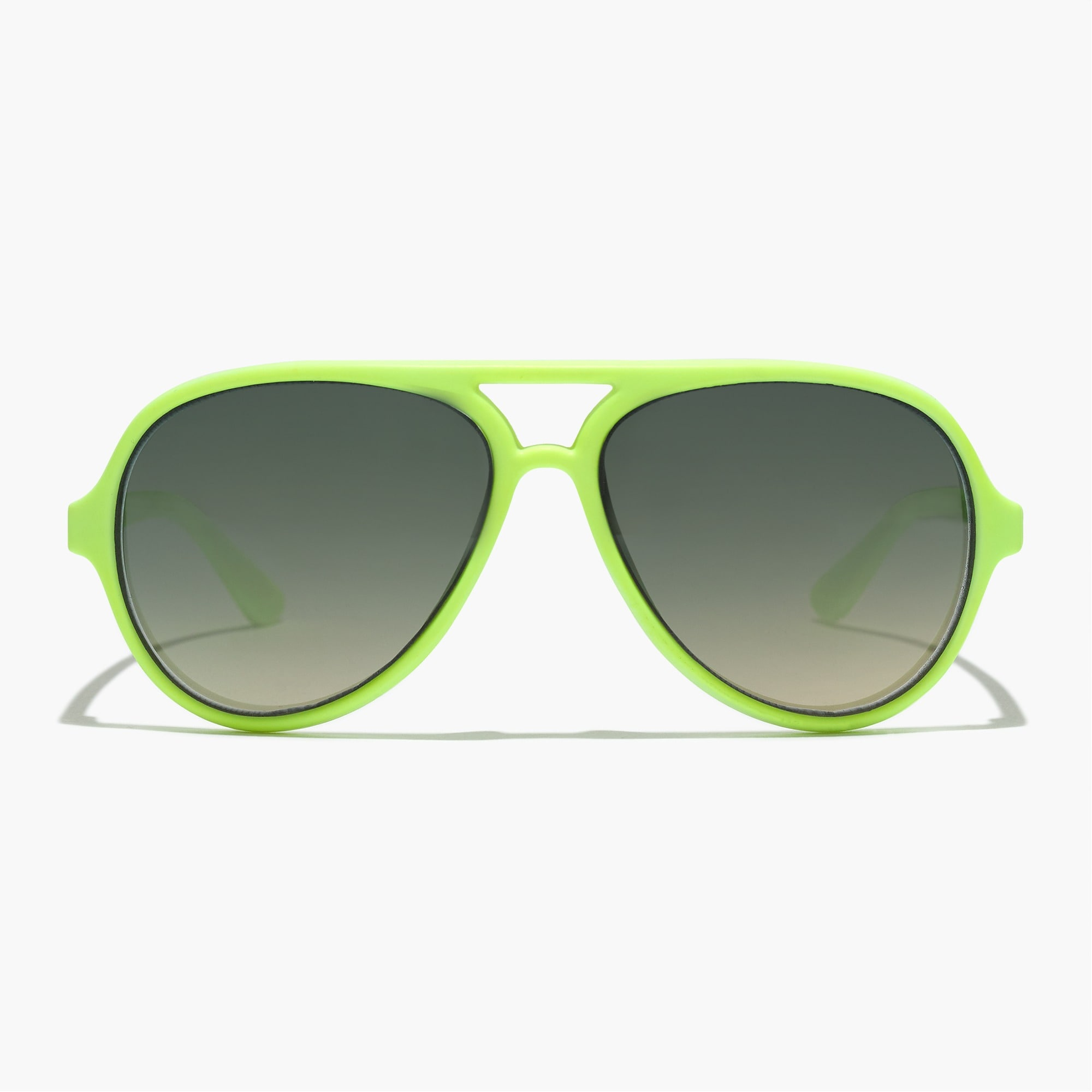 Kids' neon aviator sunglasses boy accessories c