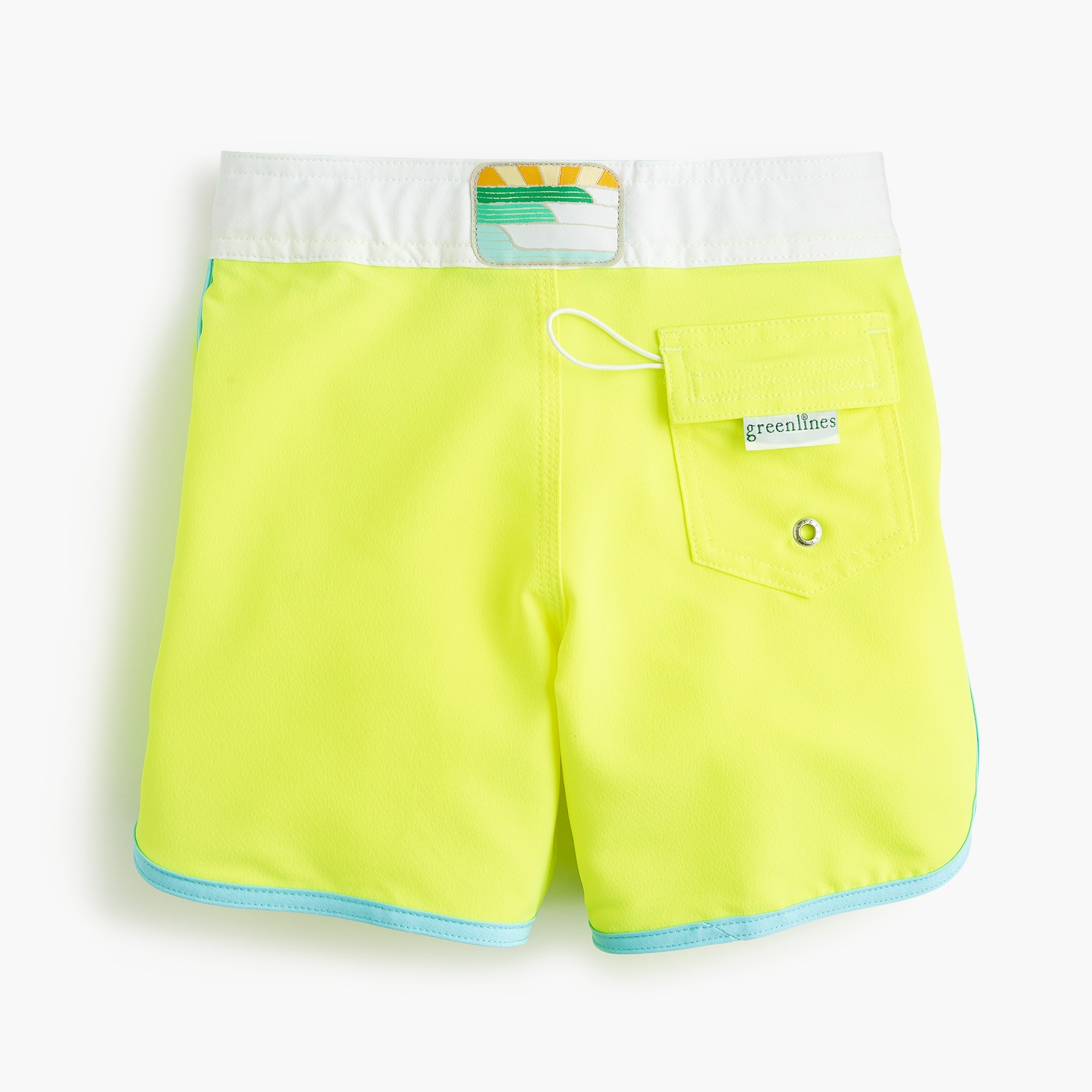 Boys' Greenlines® Glide board short