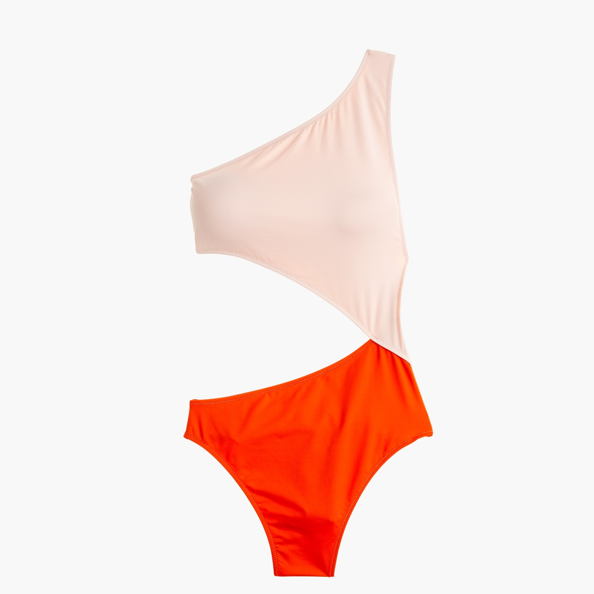 Tilden cutout one-piece swimsuit