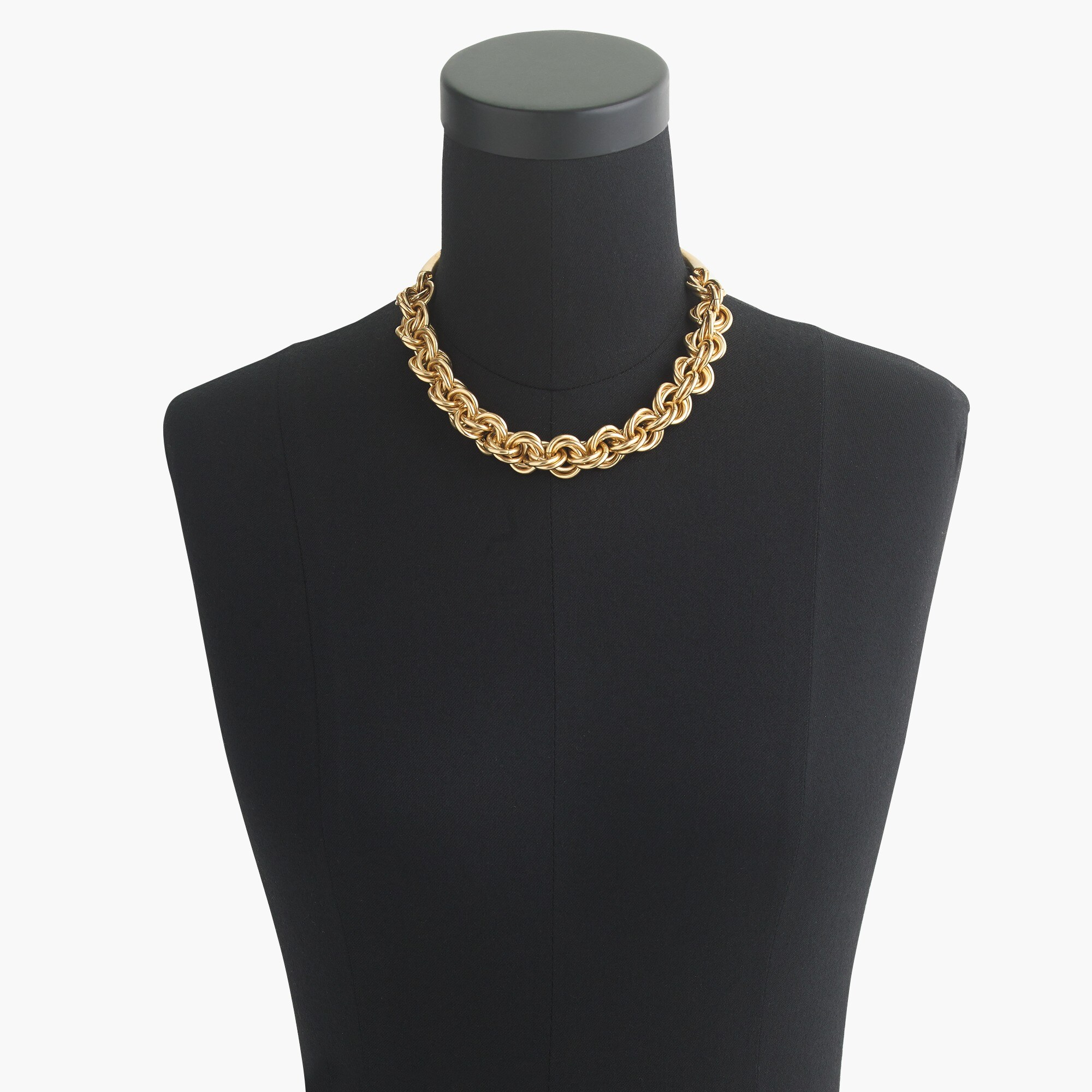 women's chain collar necklace - women's jewelry