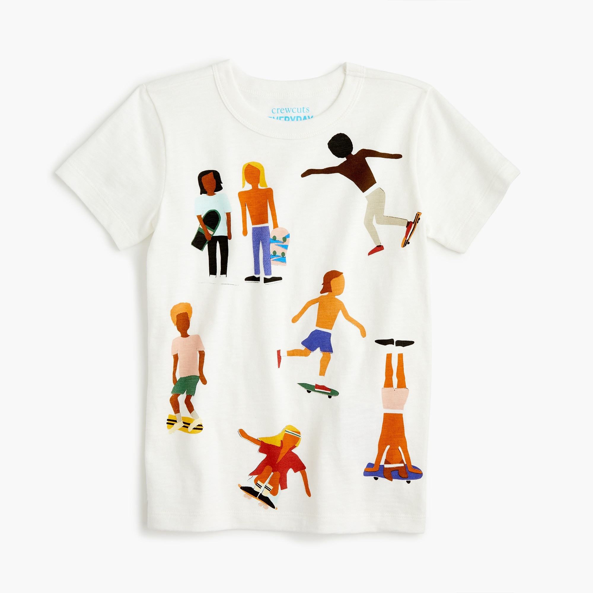 Boys' crewcuts x Isabel Bacon T-shirt boy graphics shop c