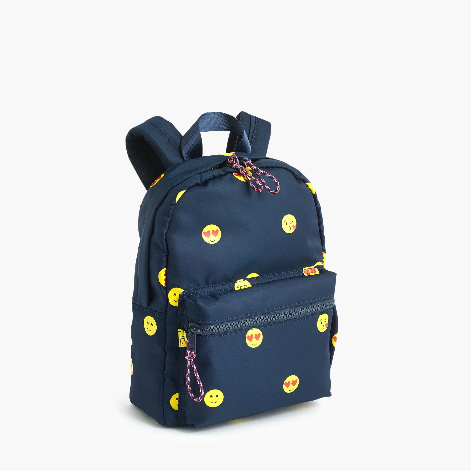 boys Kids' emoji-print mini backpack