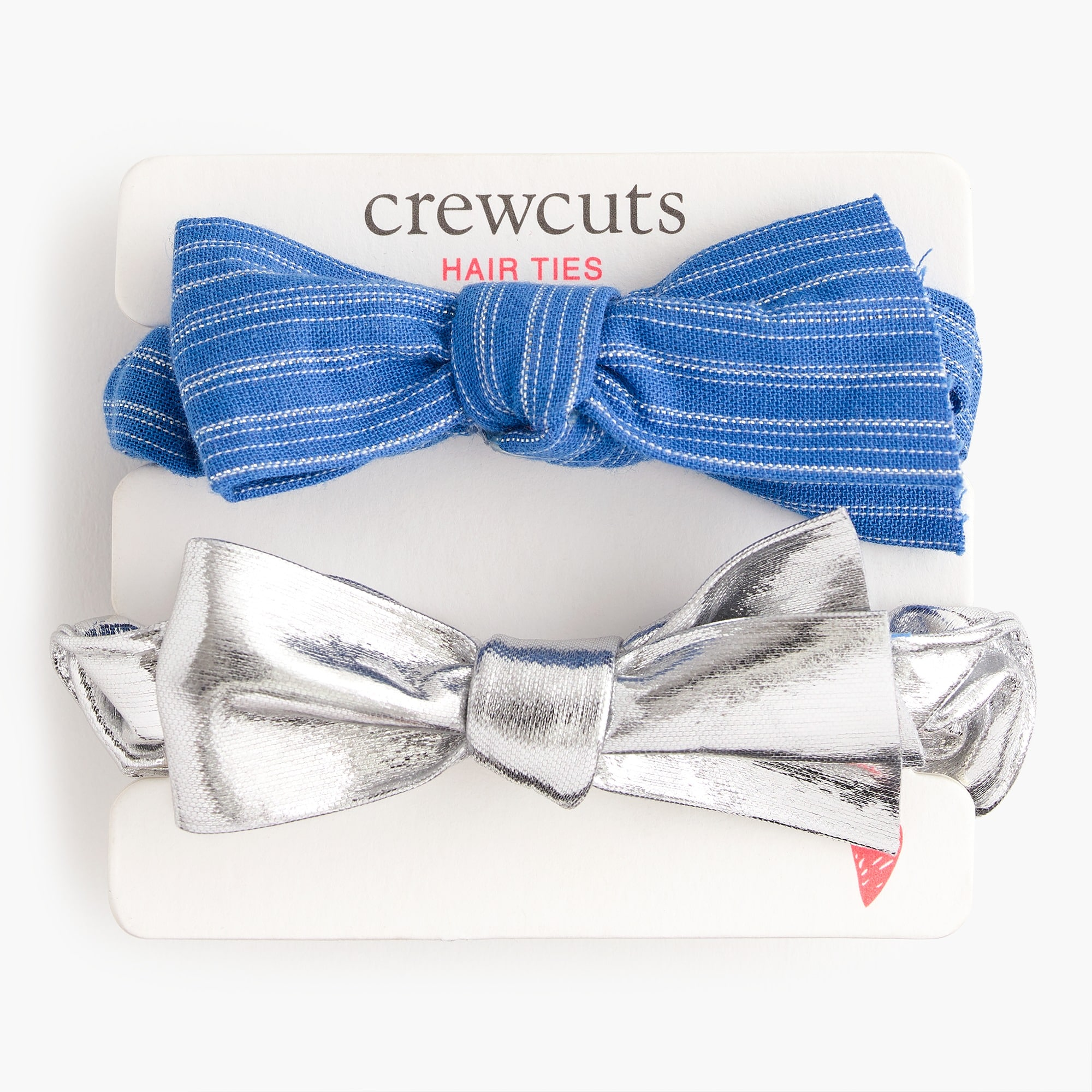 girls Girls' scrunchie two-pack