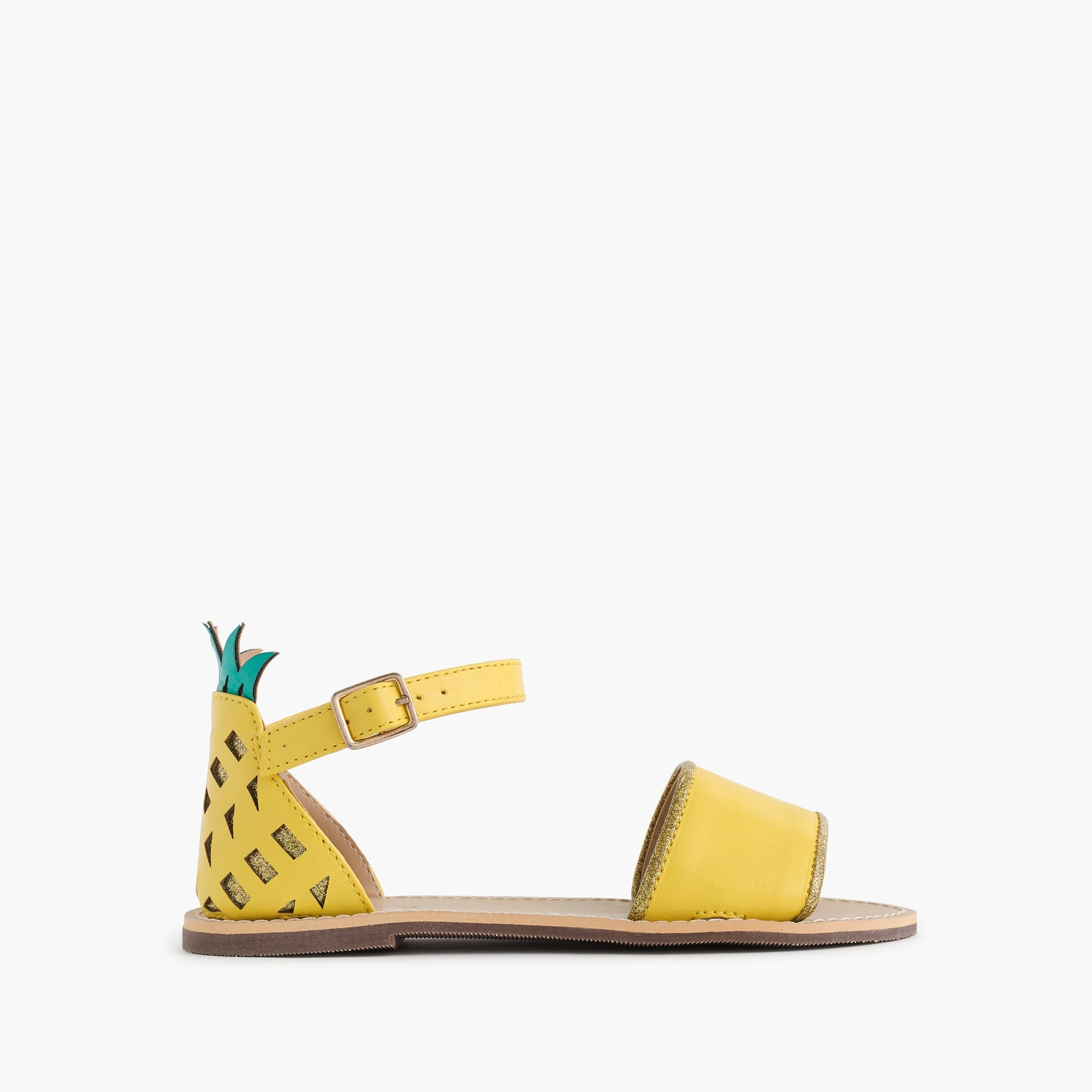Girls' pineapple ankle-strap sandals girl shoes & sneakers c