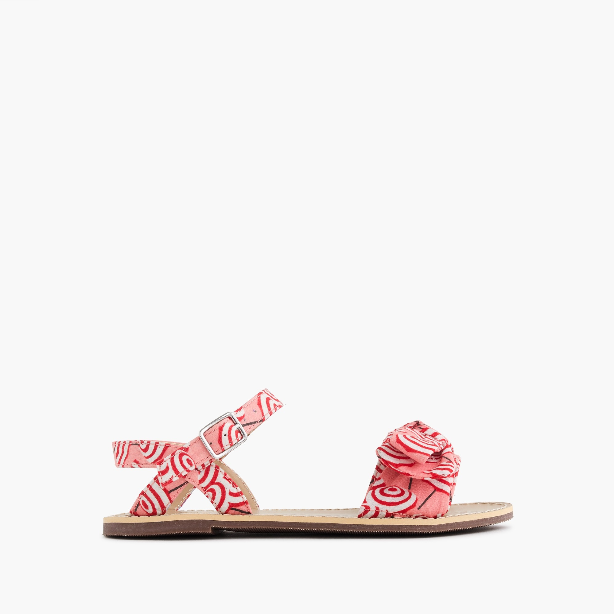 girls Girls' umbrella-print sandals
