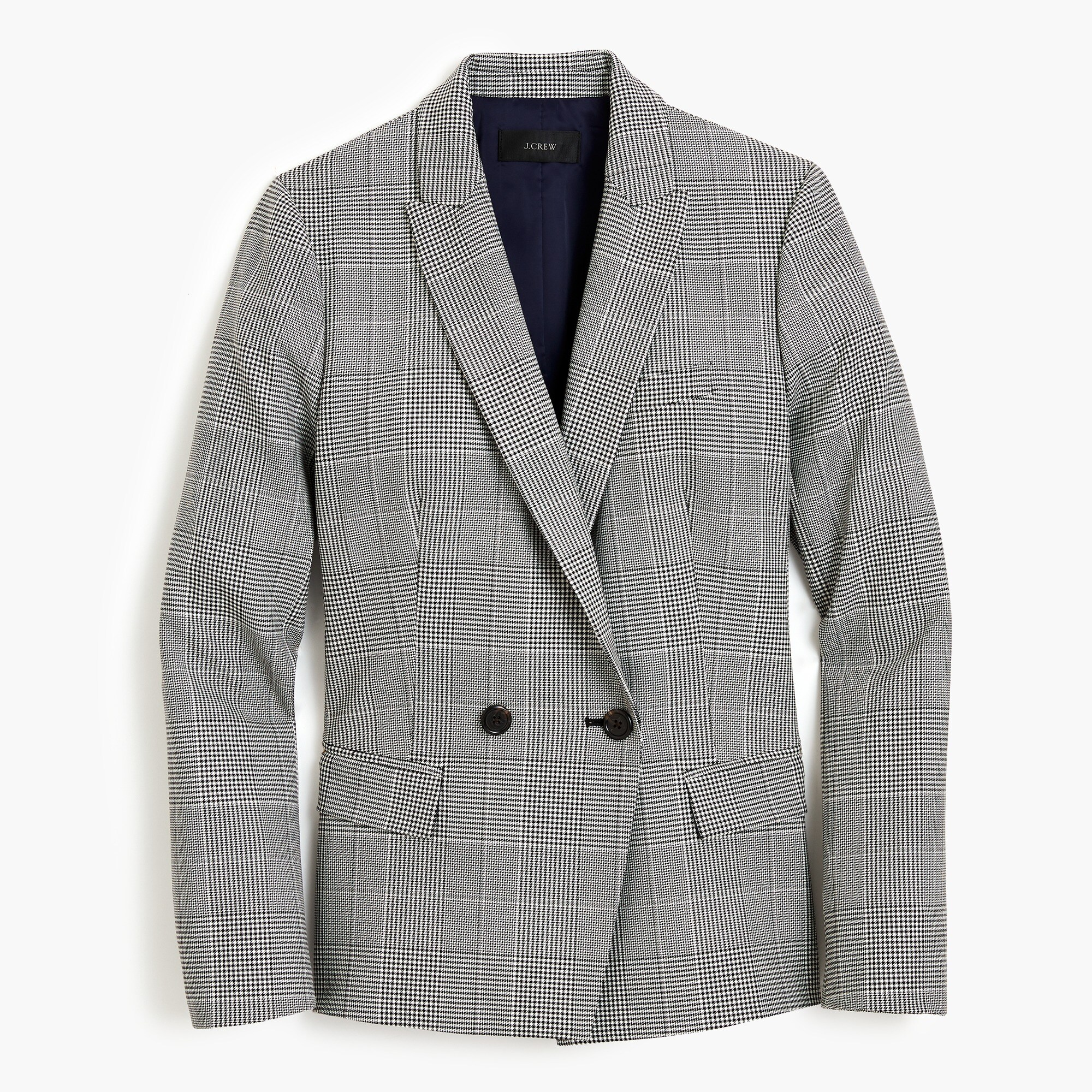 Image 2 for Dover blazer in glen plaid