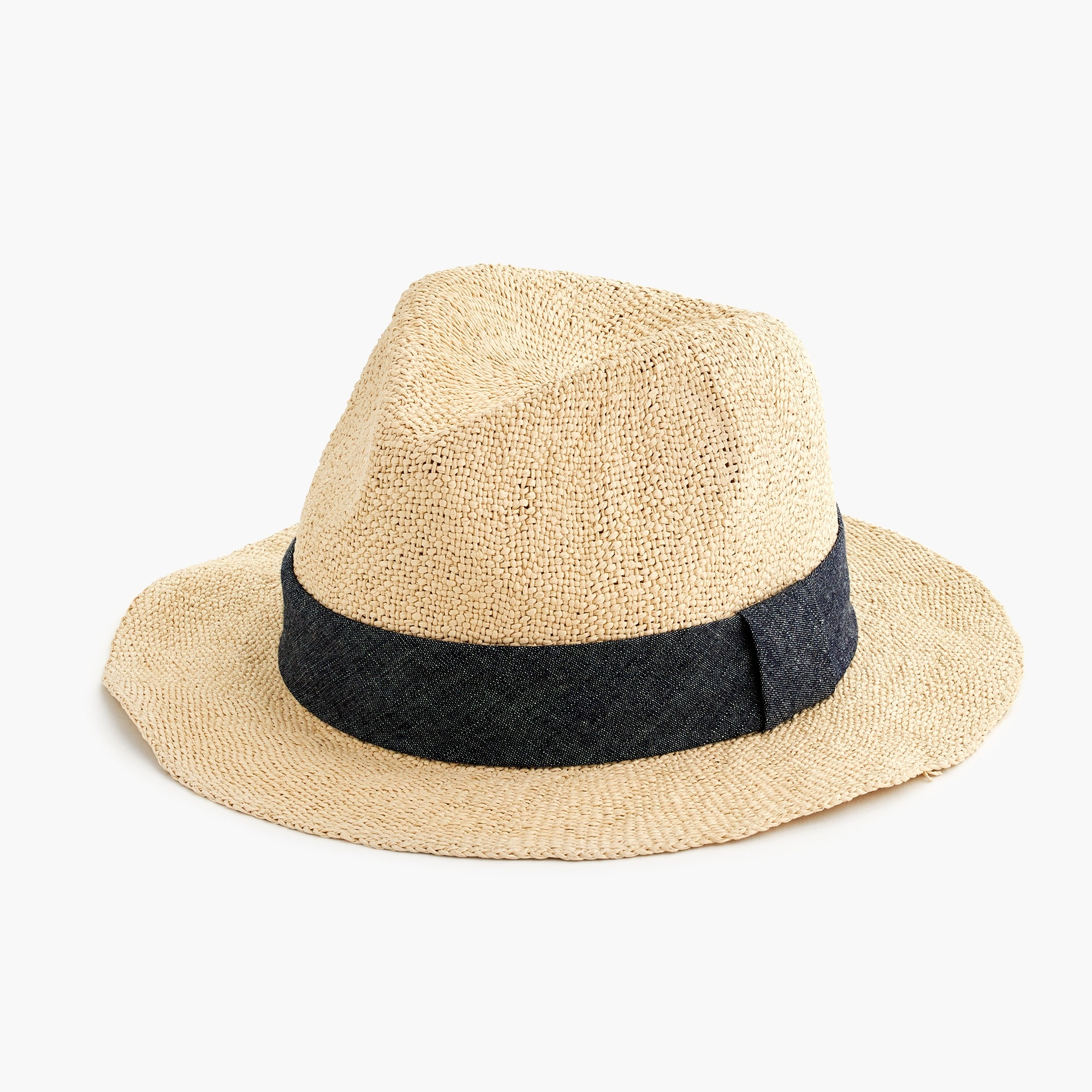 Image 1 for Packable panama hat