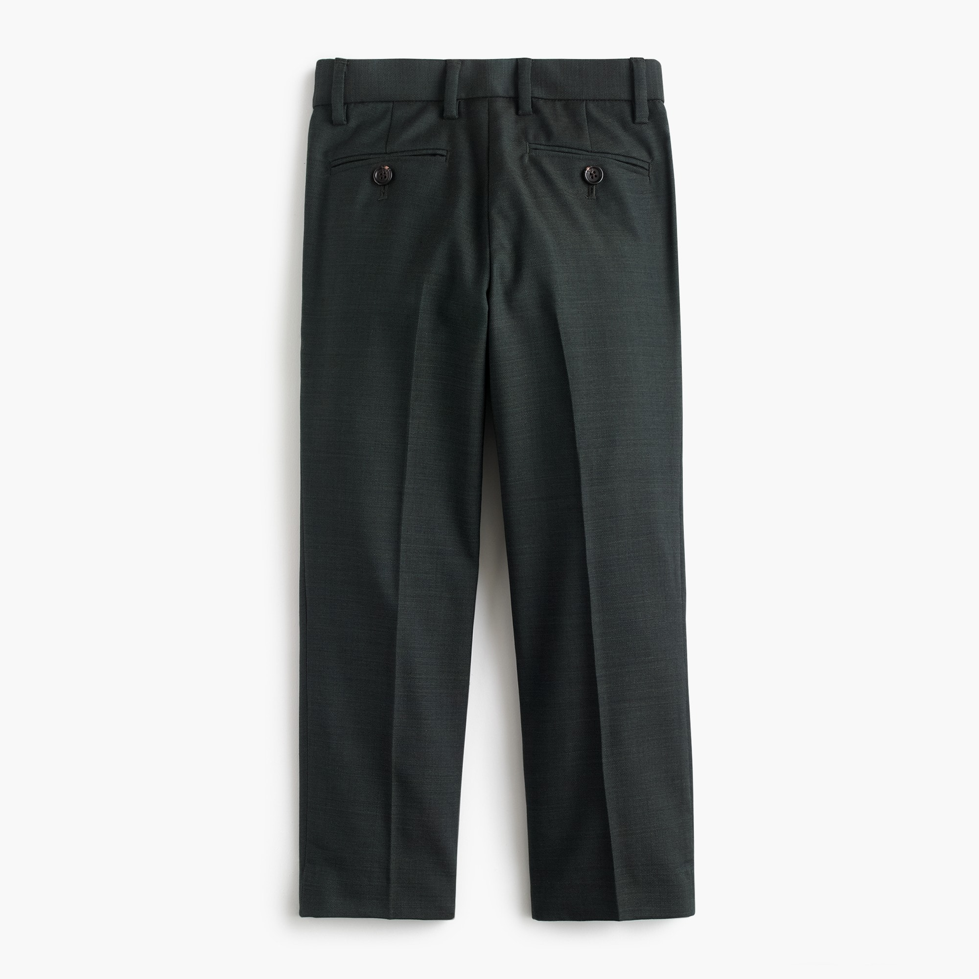 Boys' slim Ludlow suit pant in stretch worsted wool