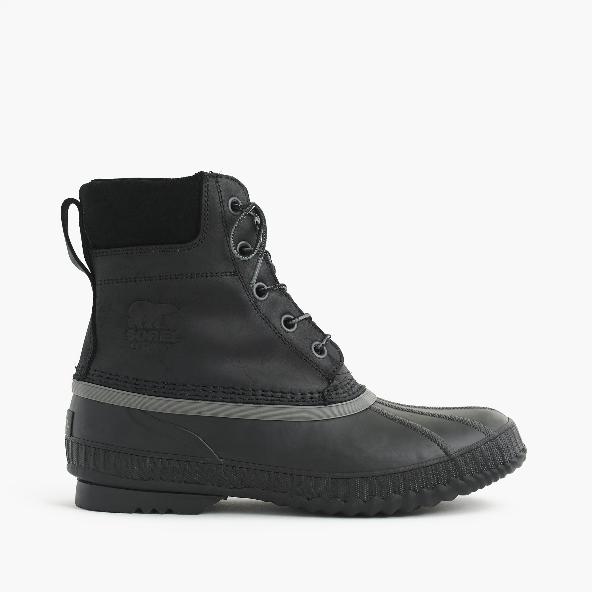 mens Sorel® Cheyanne™ boots in black