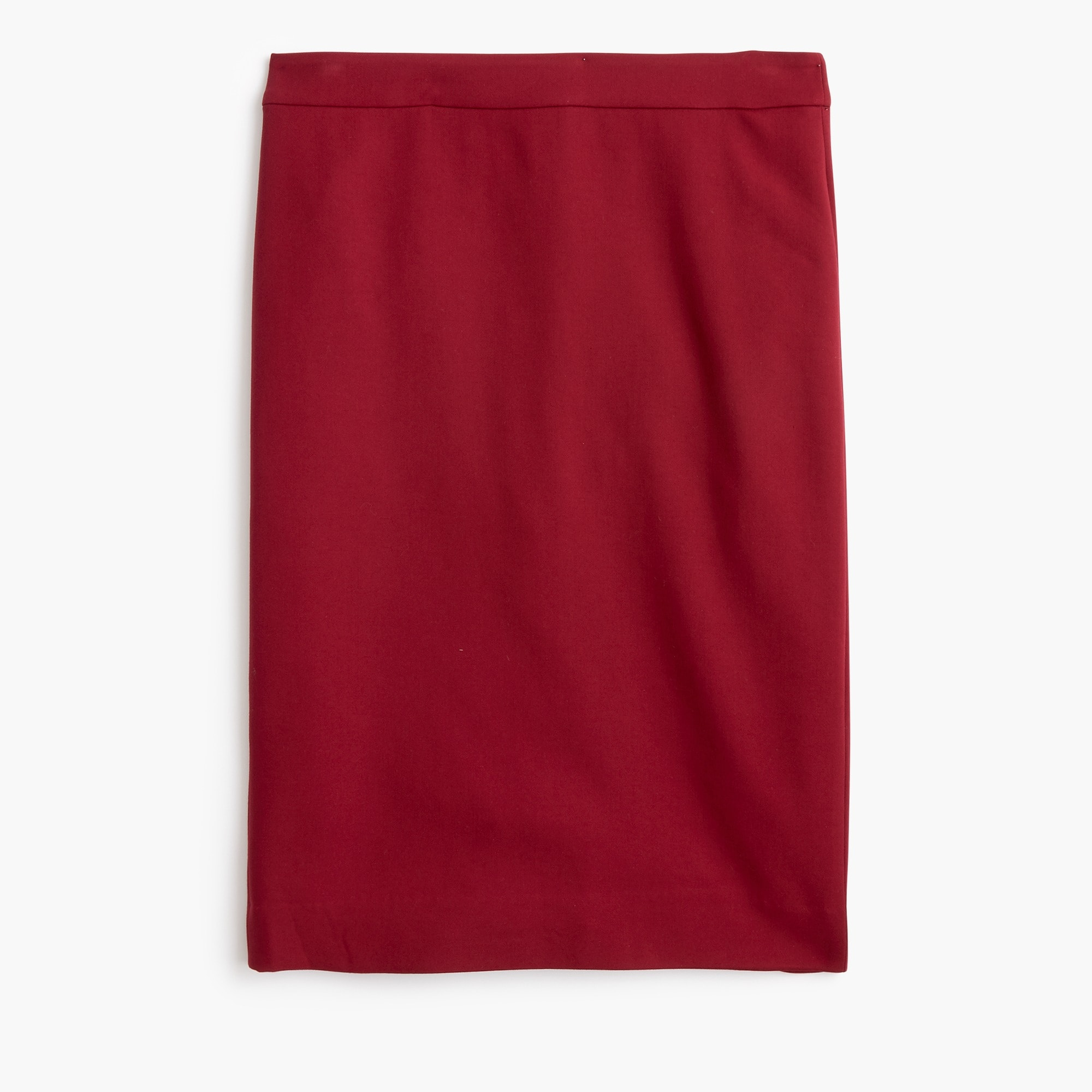 women's petite no. 2 pencil skirt in four-season stretch - women's skirts