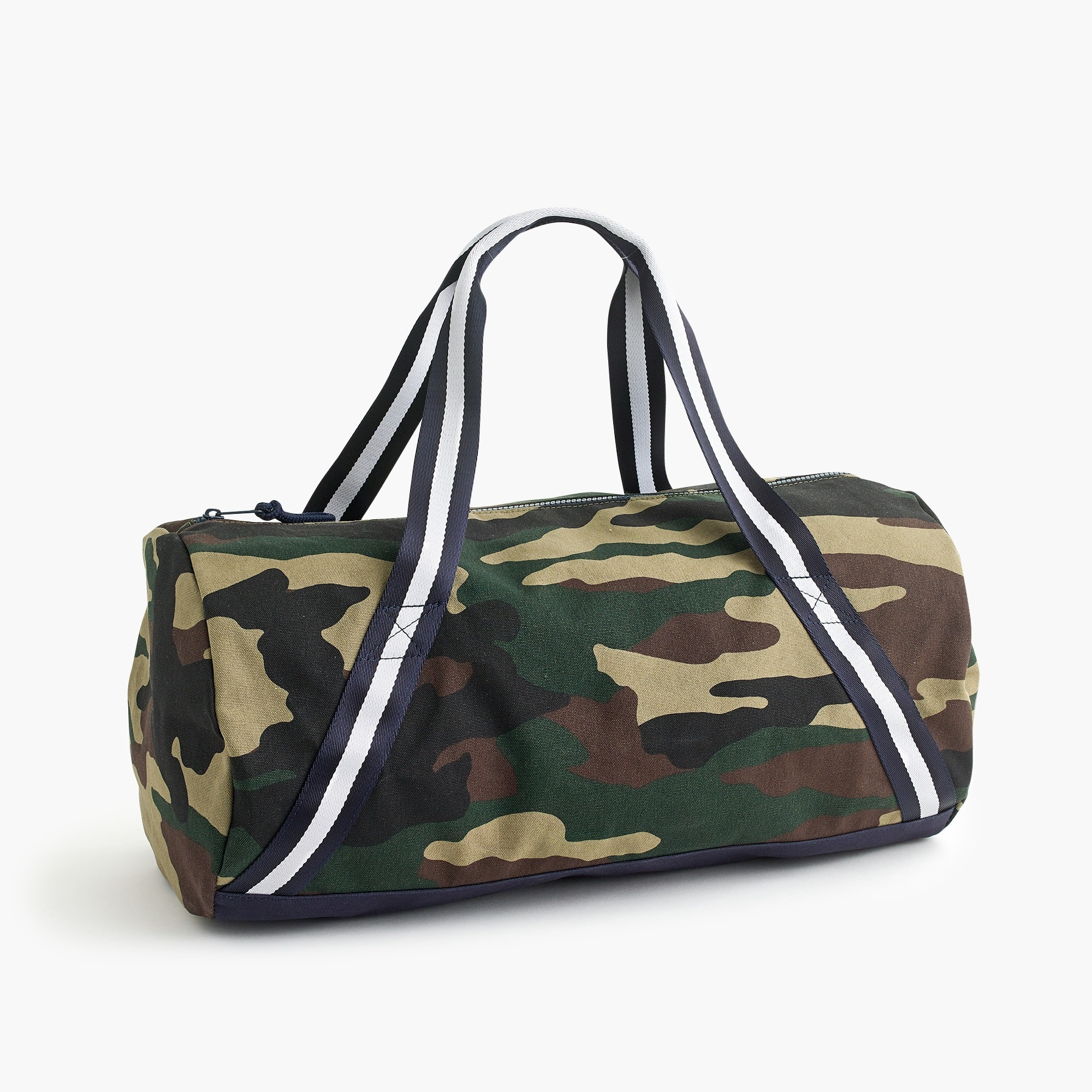 Kids' overnight bag in camo boy accessories c