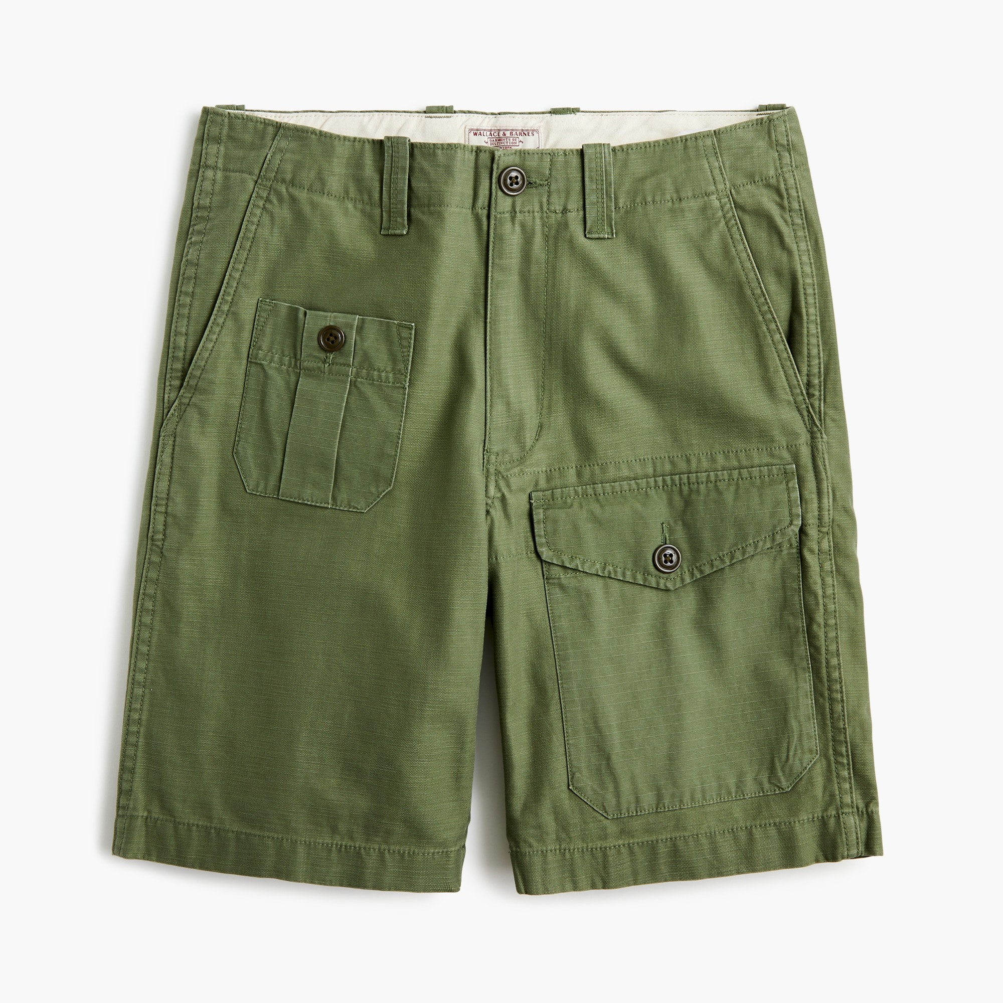 mens Wallace & Barnes naval deck short