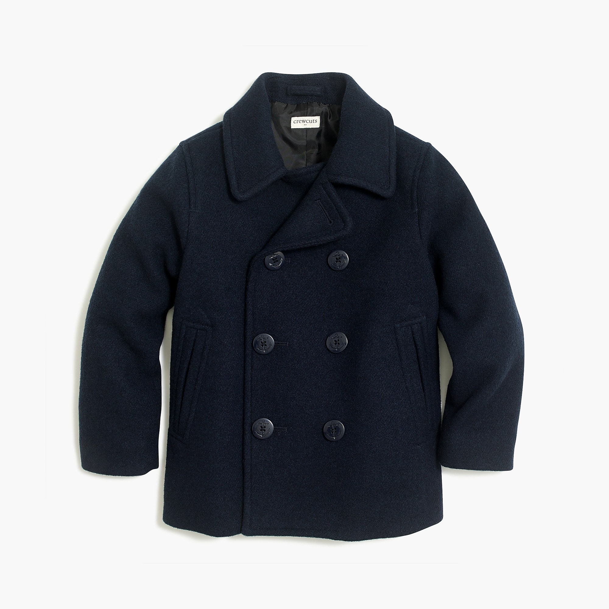 Boys' Peacoat by J.Crew