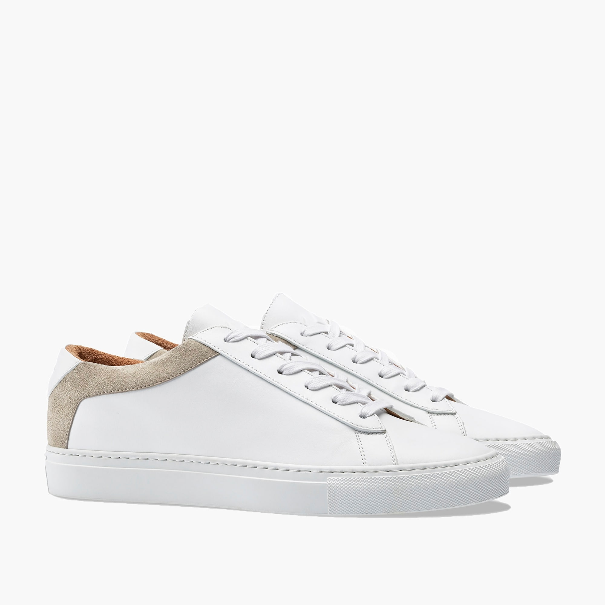 Unisex Koio Capri Bianco sneakers women j.crew in good company c