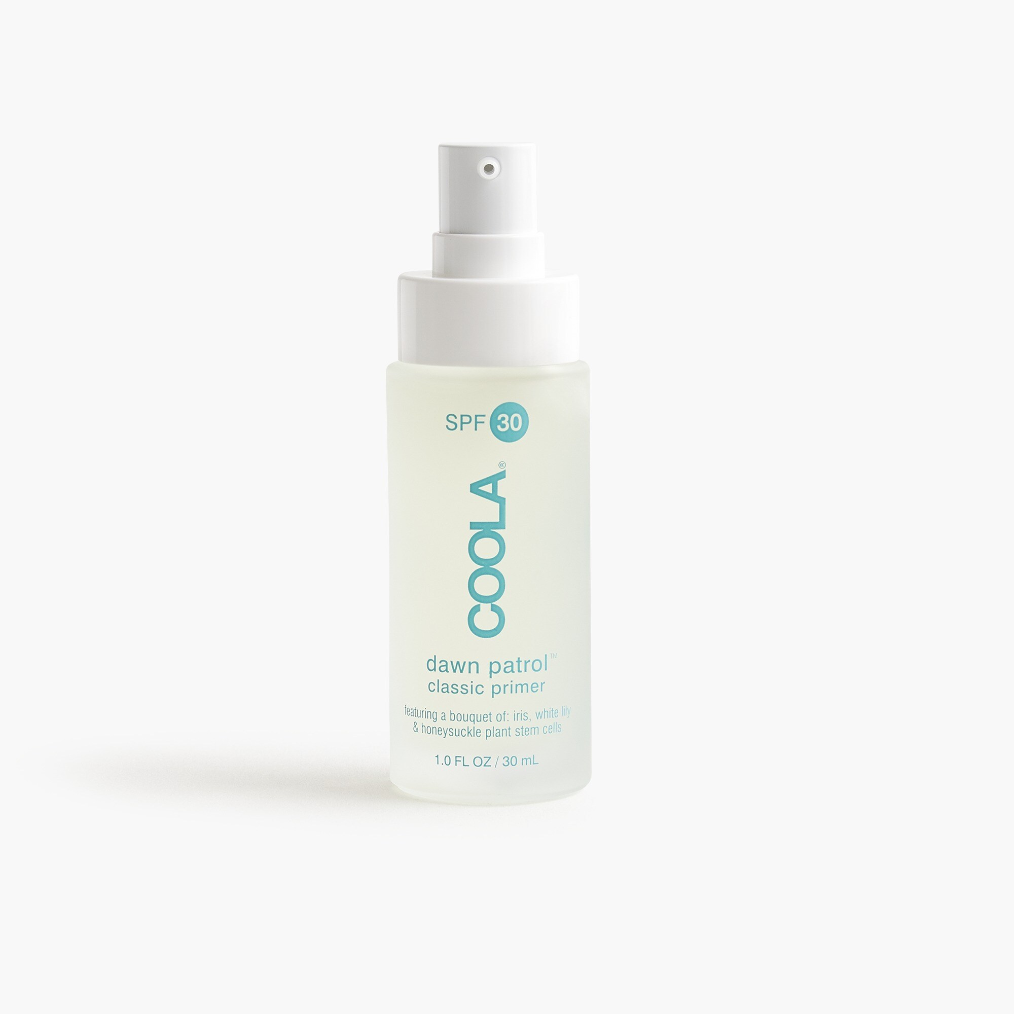 Coola® SPF 30 makeup primer women j.crew in good company c