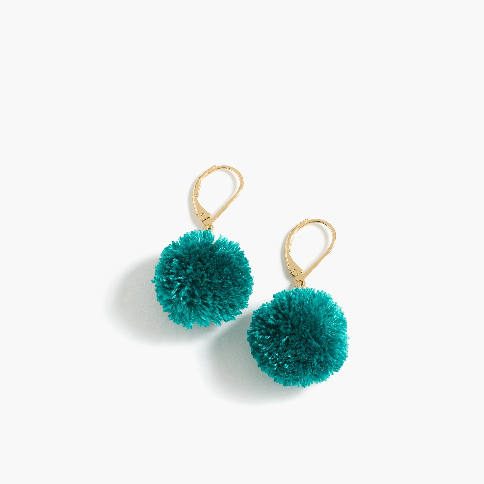 Pom-pom earrings women new arrivals c