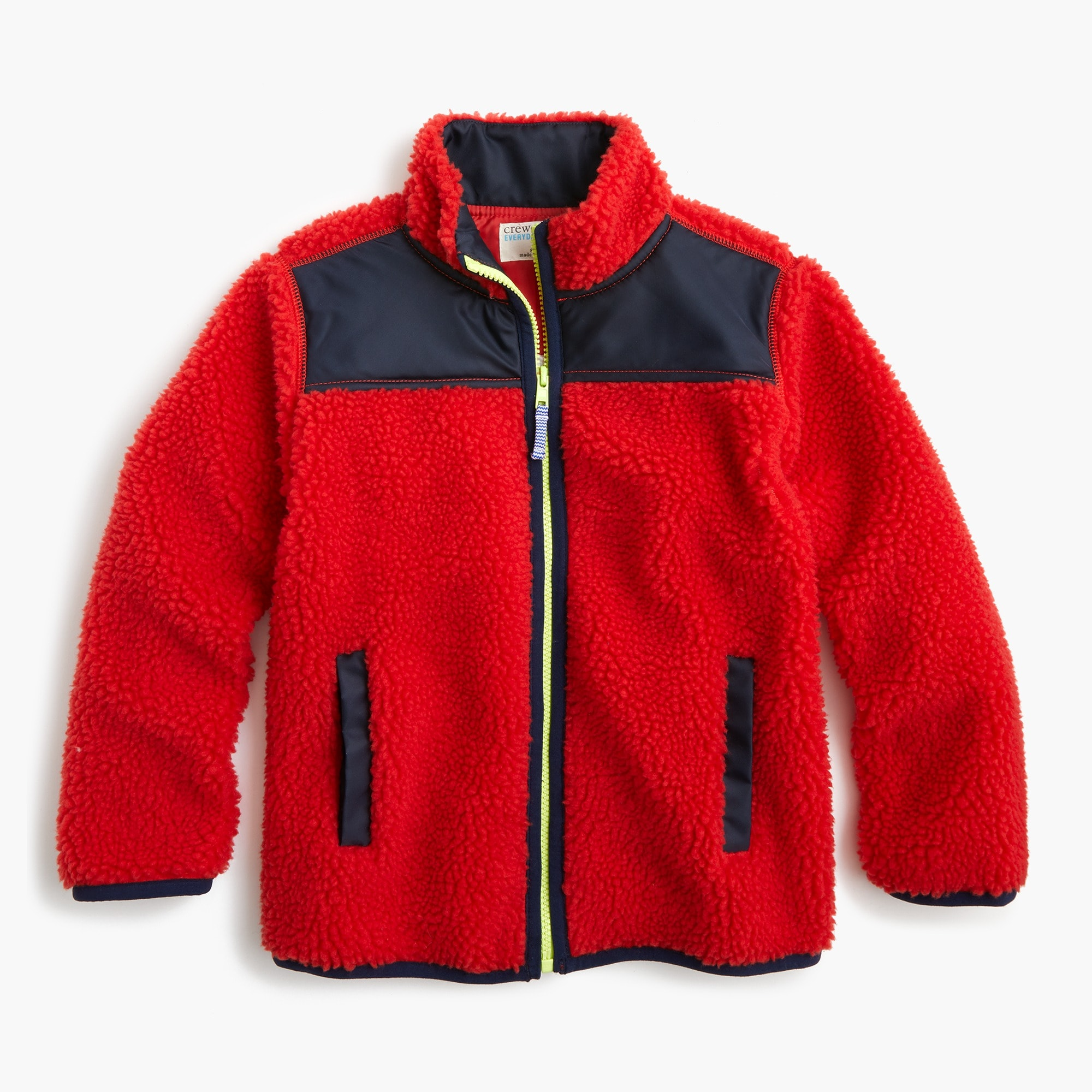 boys Kids' sherpa jacket