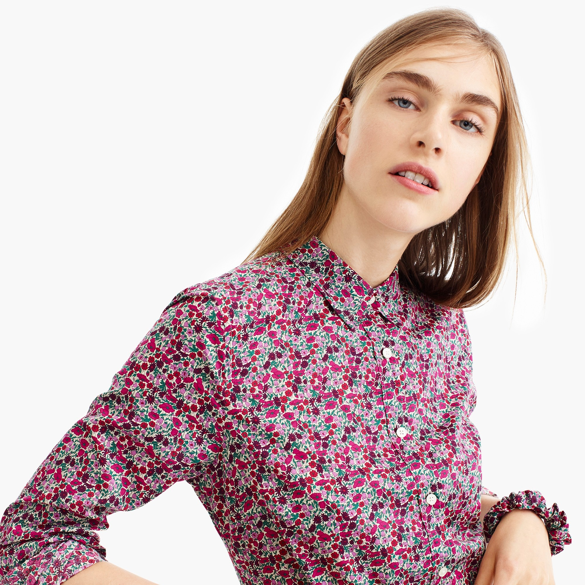 Image 2 for Slim perfect shirt in Liberty® floral
