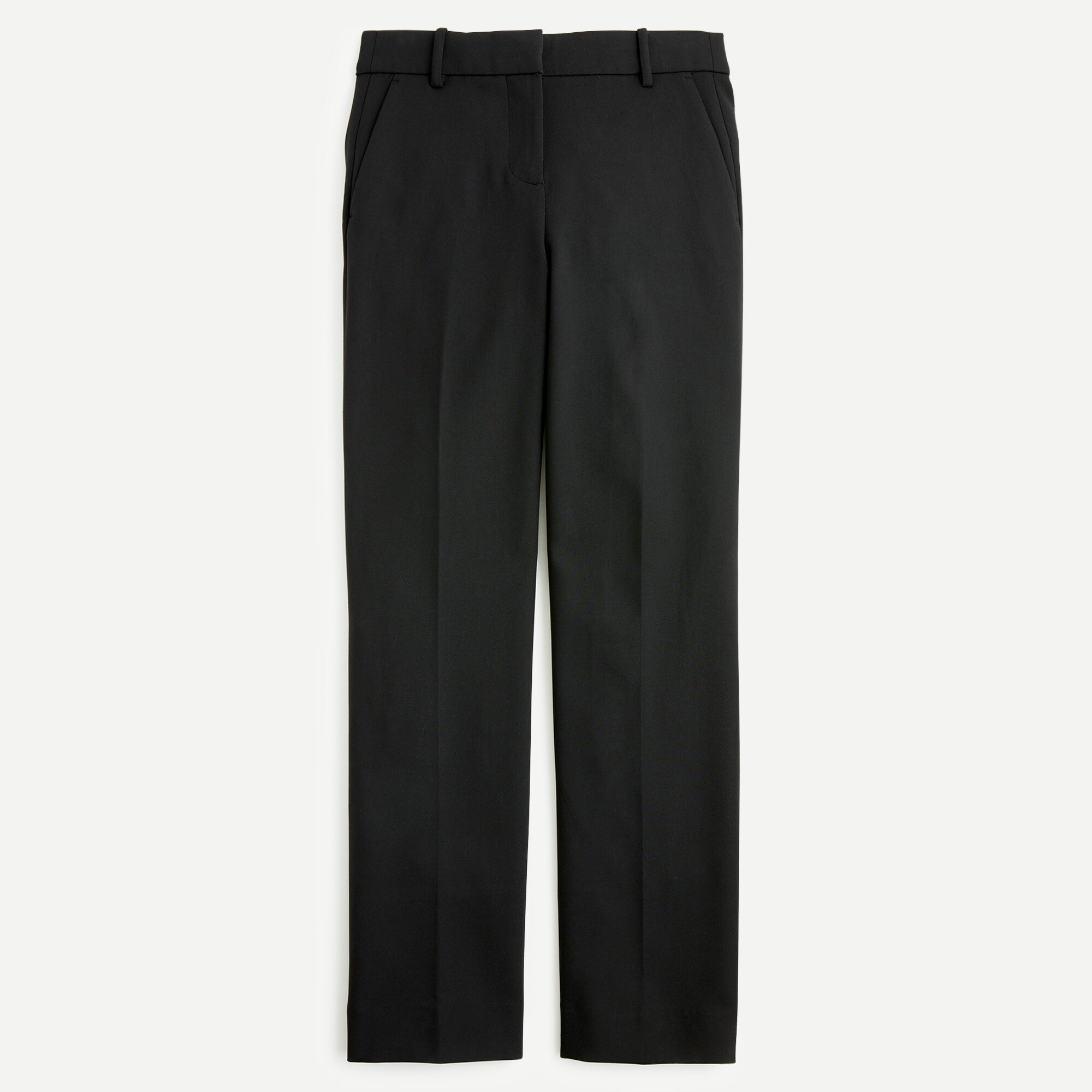 Image 2 for Petite High-rise Peyton wide-leg pant in four-season stretch