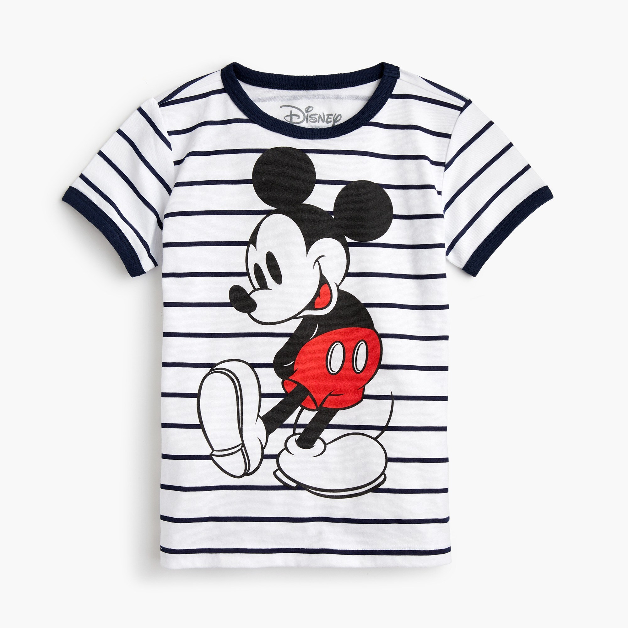 Kids' Disney® for crewcuts Mickey Mouse T-shirt boy new arrivals c