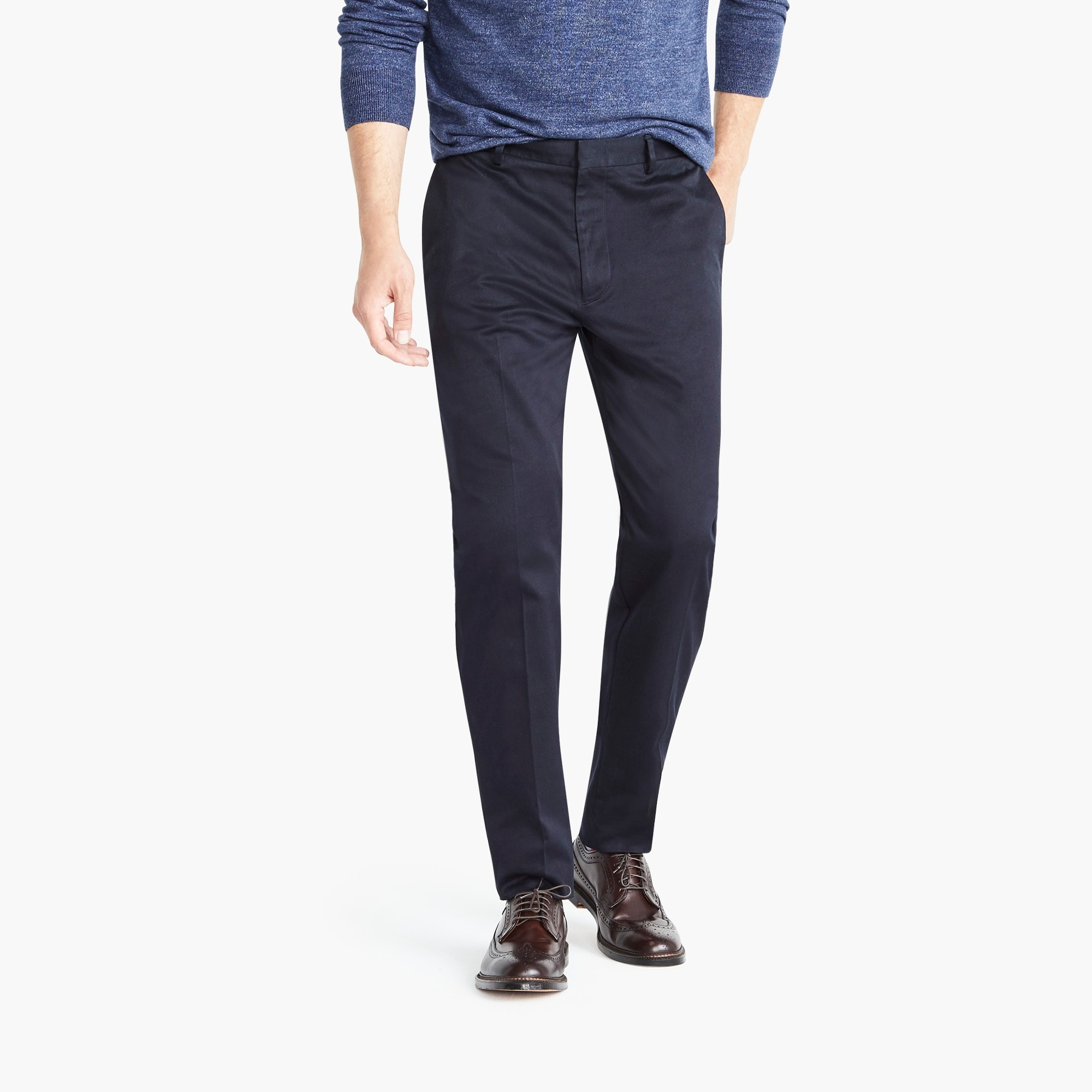 men's ludlow classic-fit pant in stretch chino - men's chinos