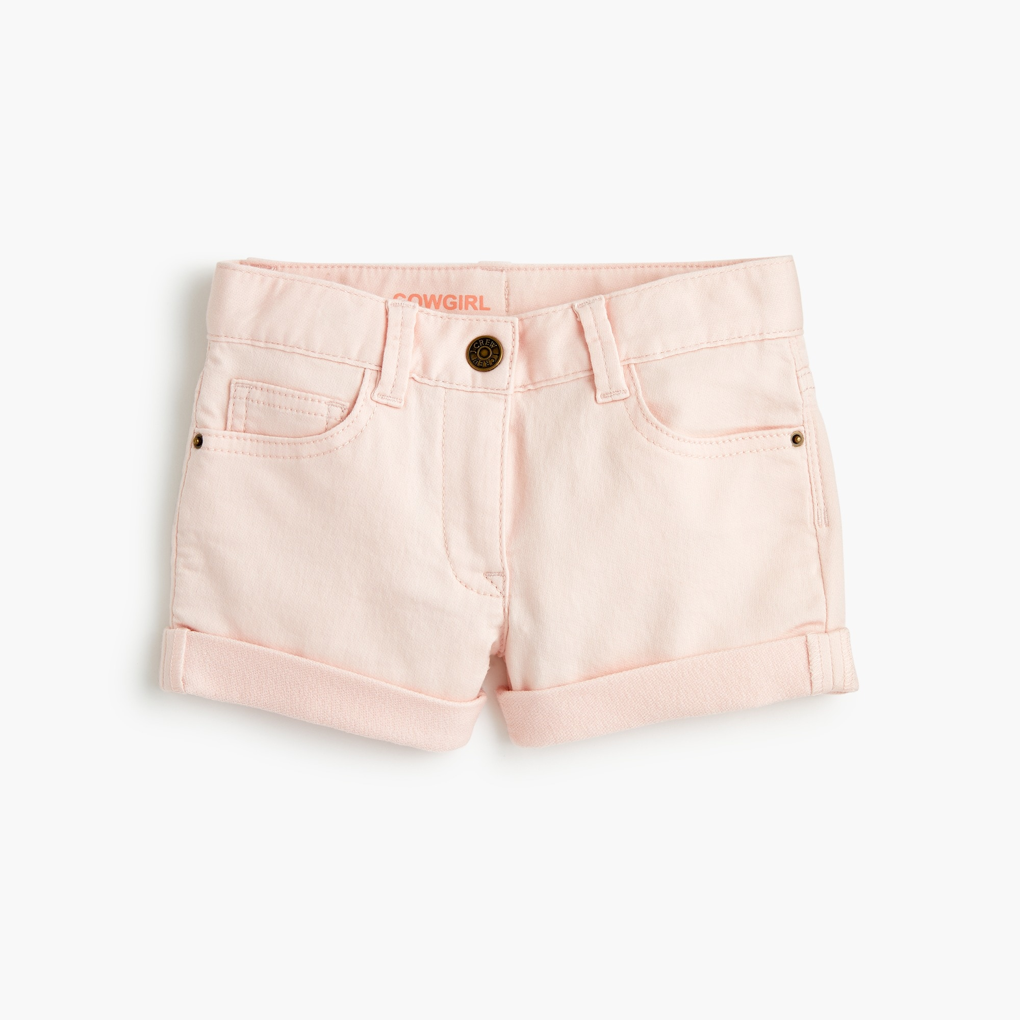 Girls' runaround jean short girl denim c