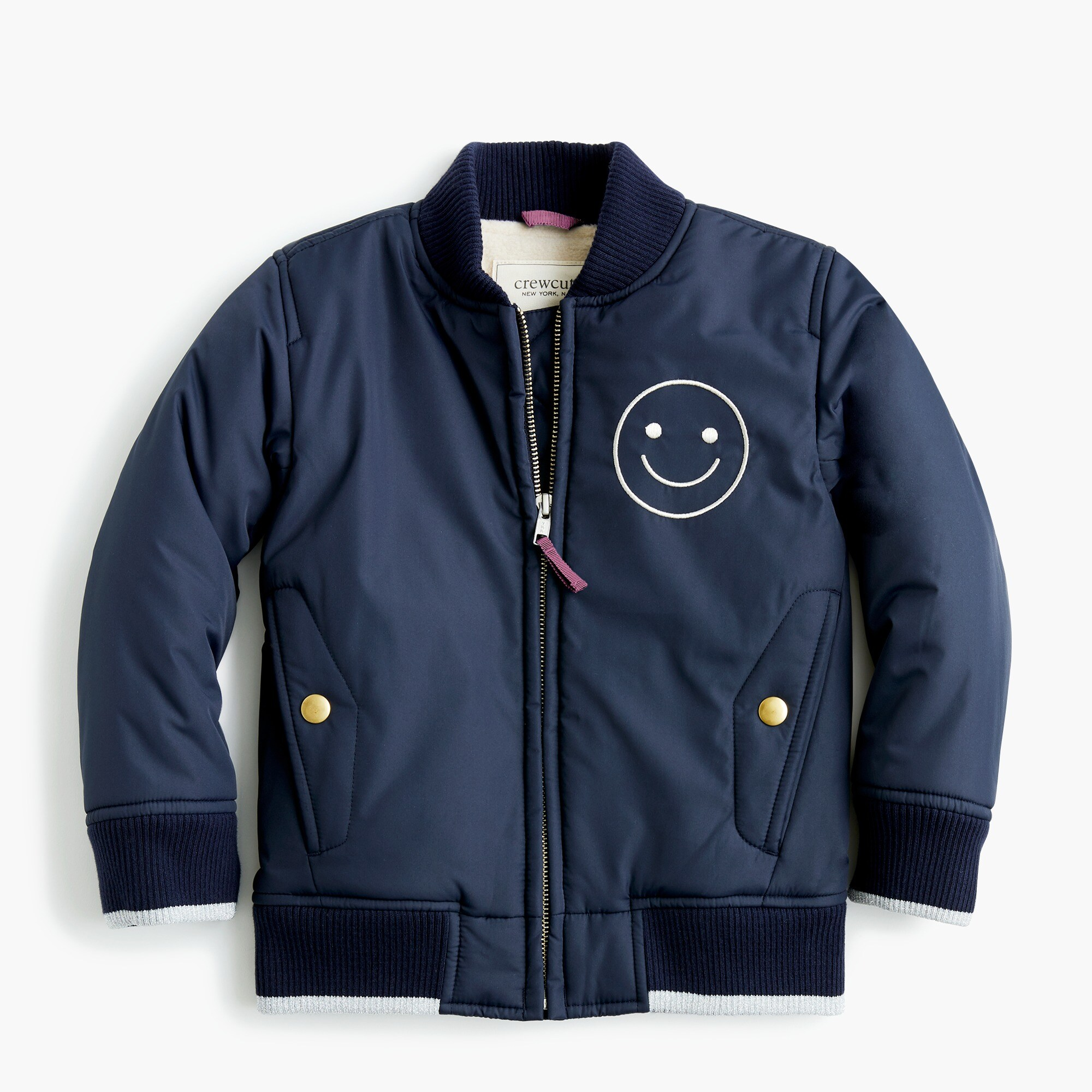 Kids' bomber jacket