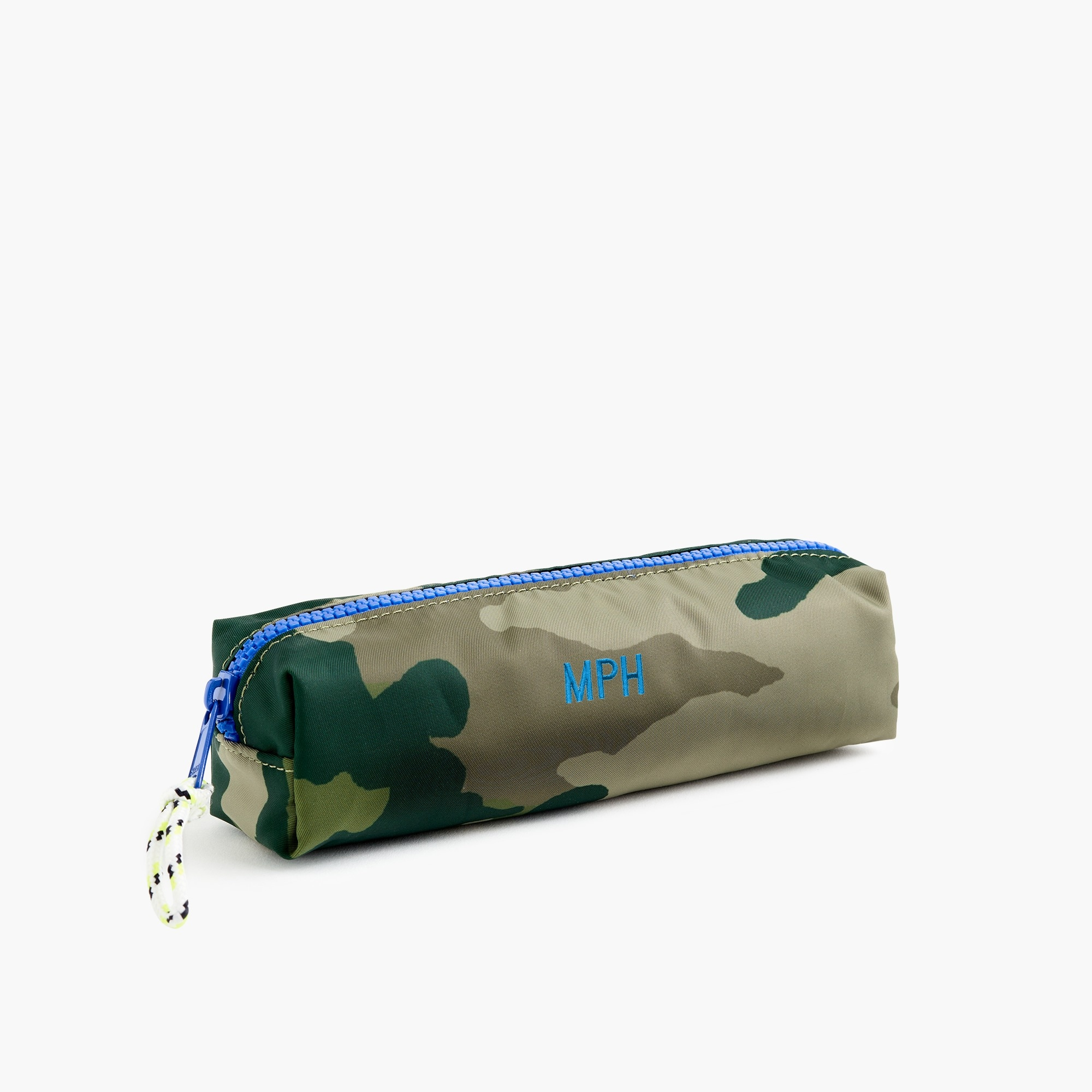 Image 2 for Kids' camo-print pencil case