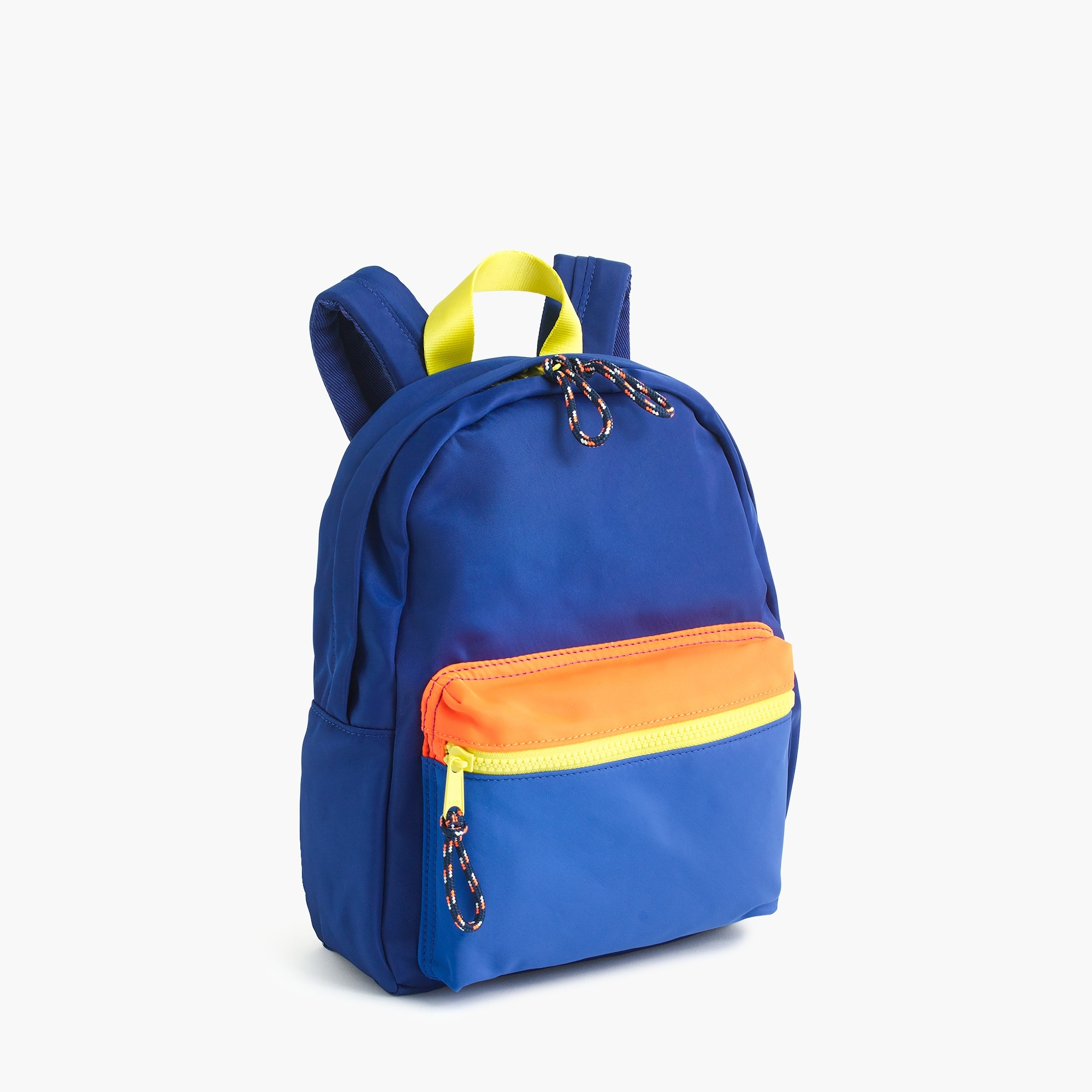 girls Kids' colorblock mini backpack